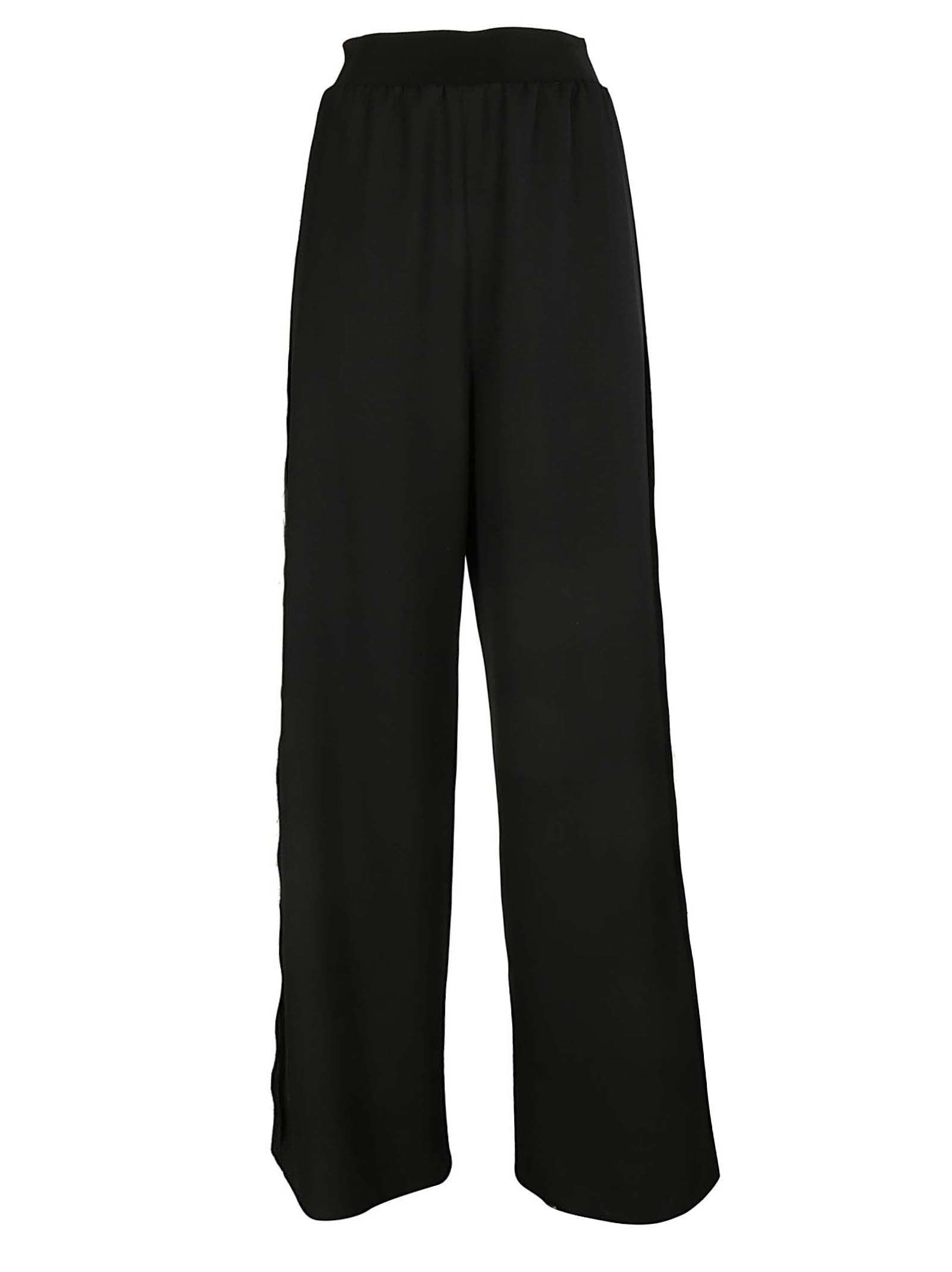 maison margiela -  High-waist Wide Leg Trousers
