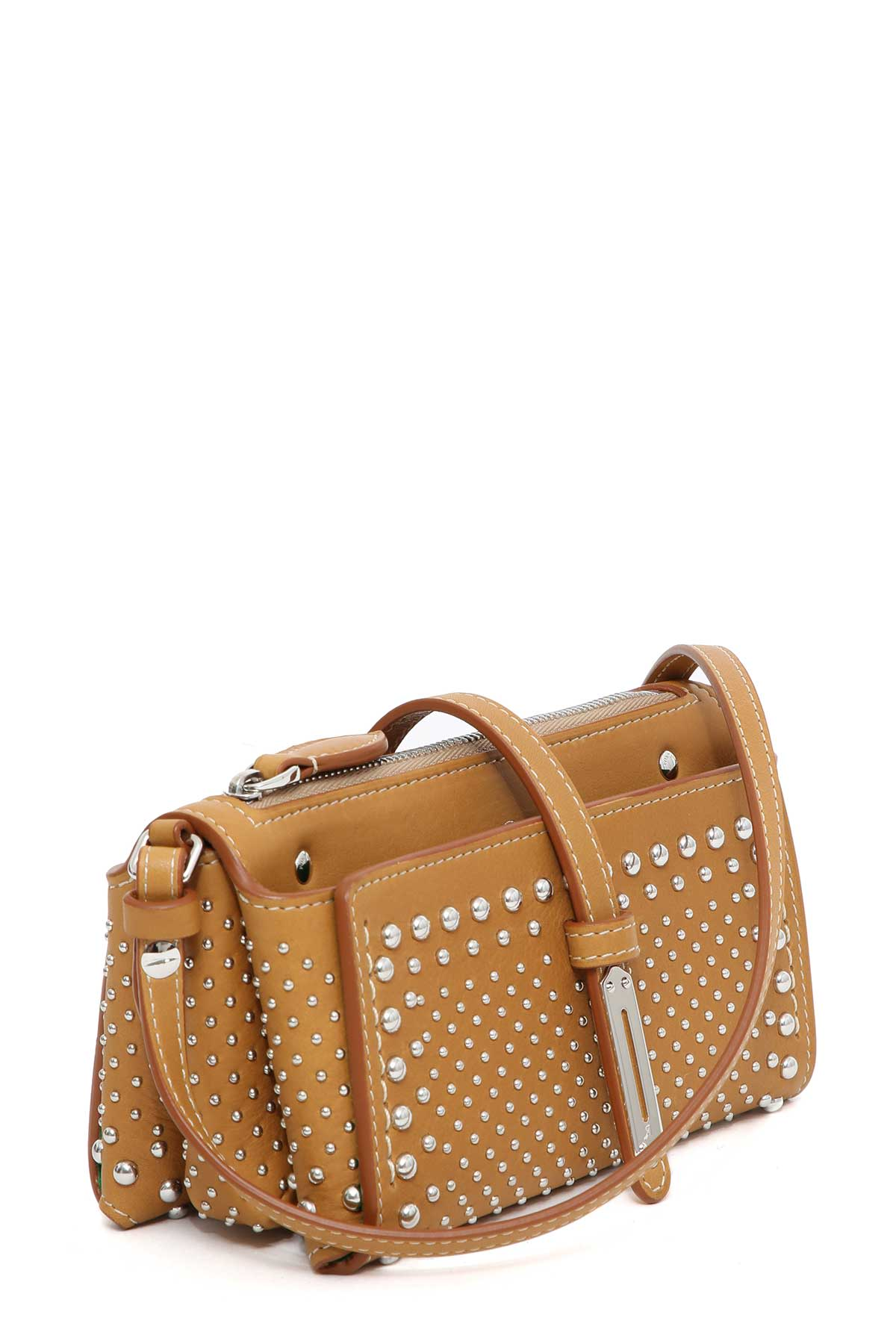 Fontana Couture 'a' Mini Cosmos Shoulder Bag