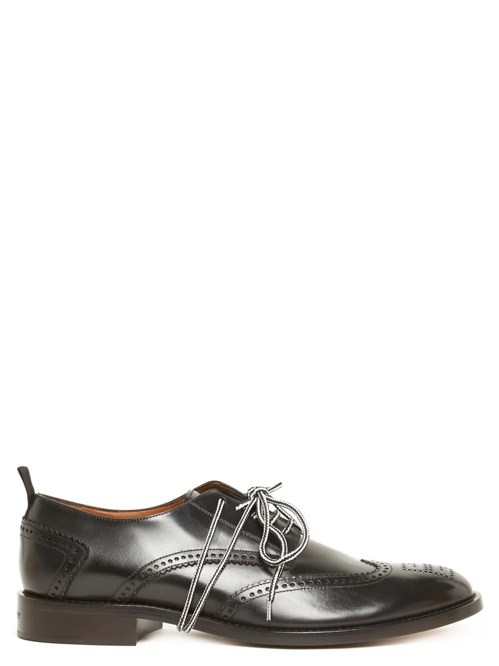 Givenchy 'crux Brogue Wing' Shoes