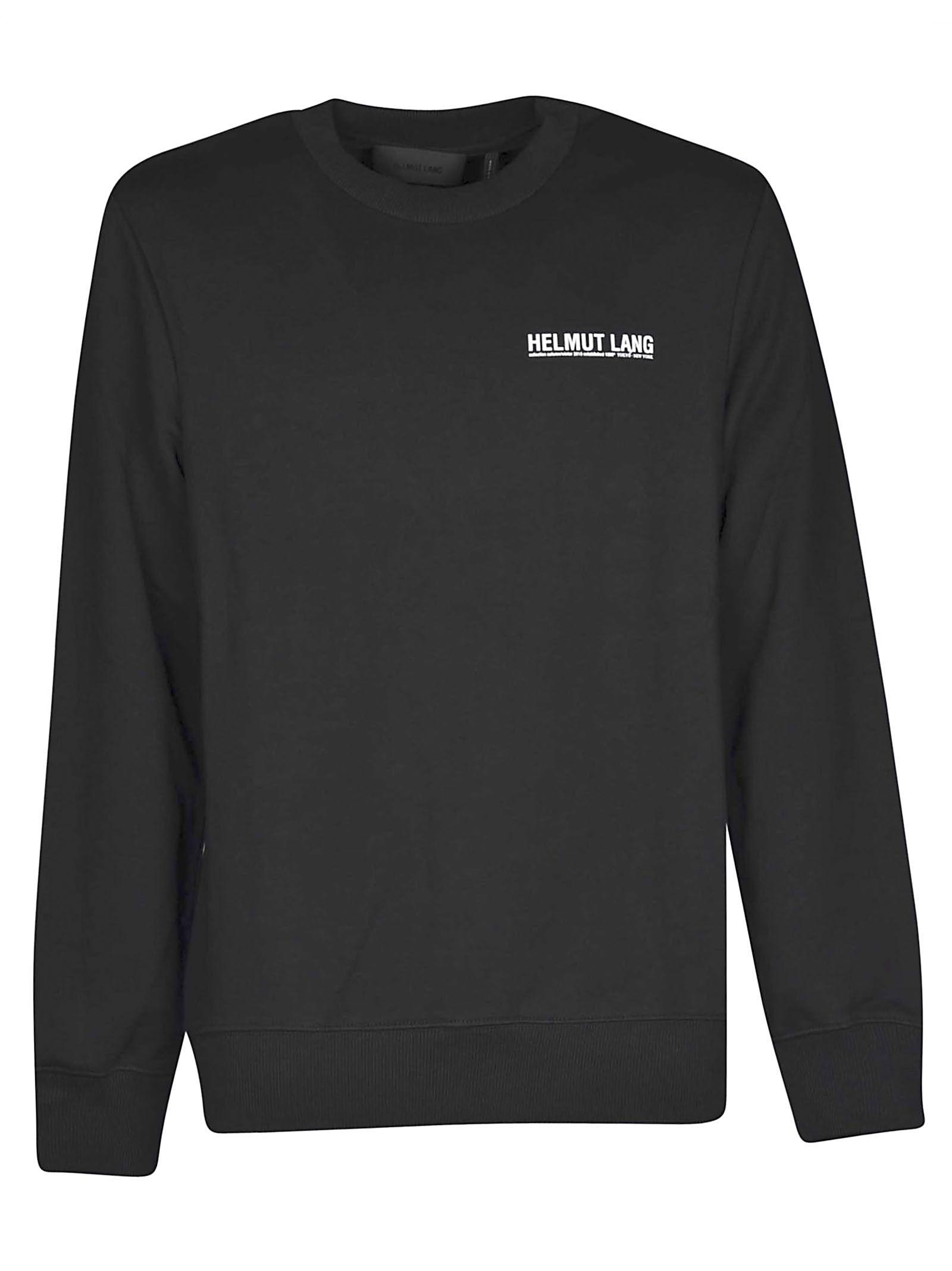 Helmut Lang Logo Sweatshirt