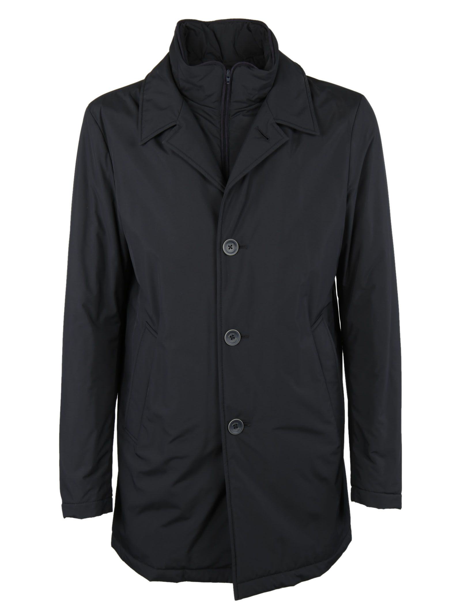 Herno Collared Jacket