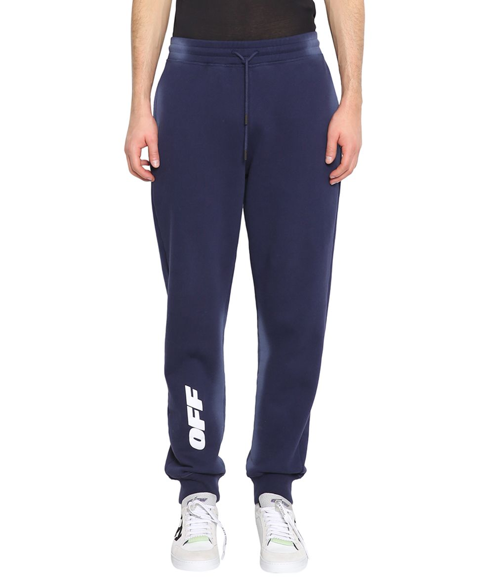 Off-White Wing Off Cotton Sweatpants