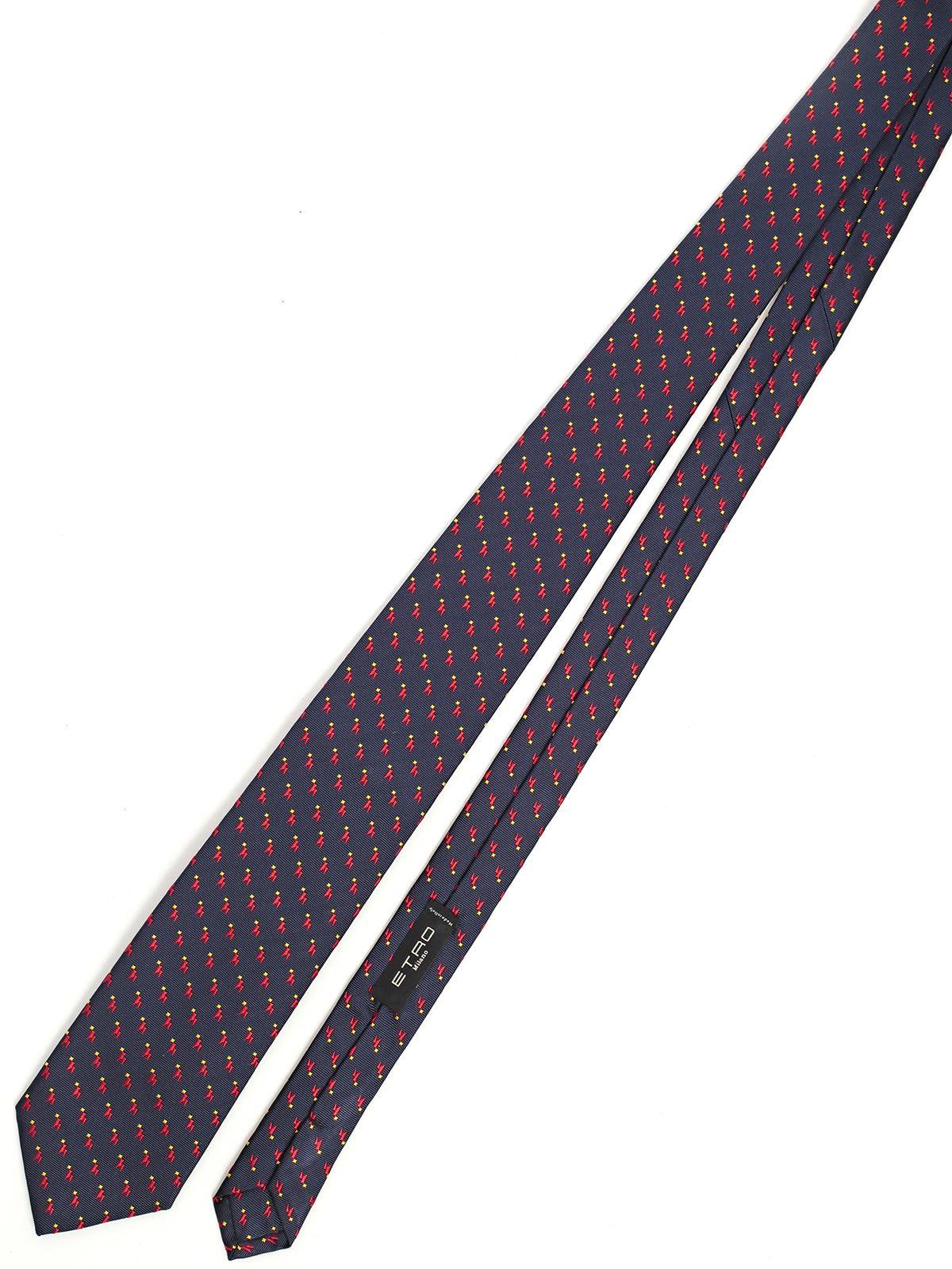 Etro Geometric Pattern Tie