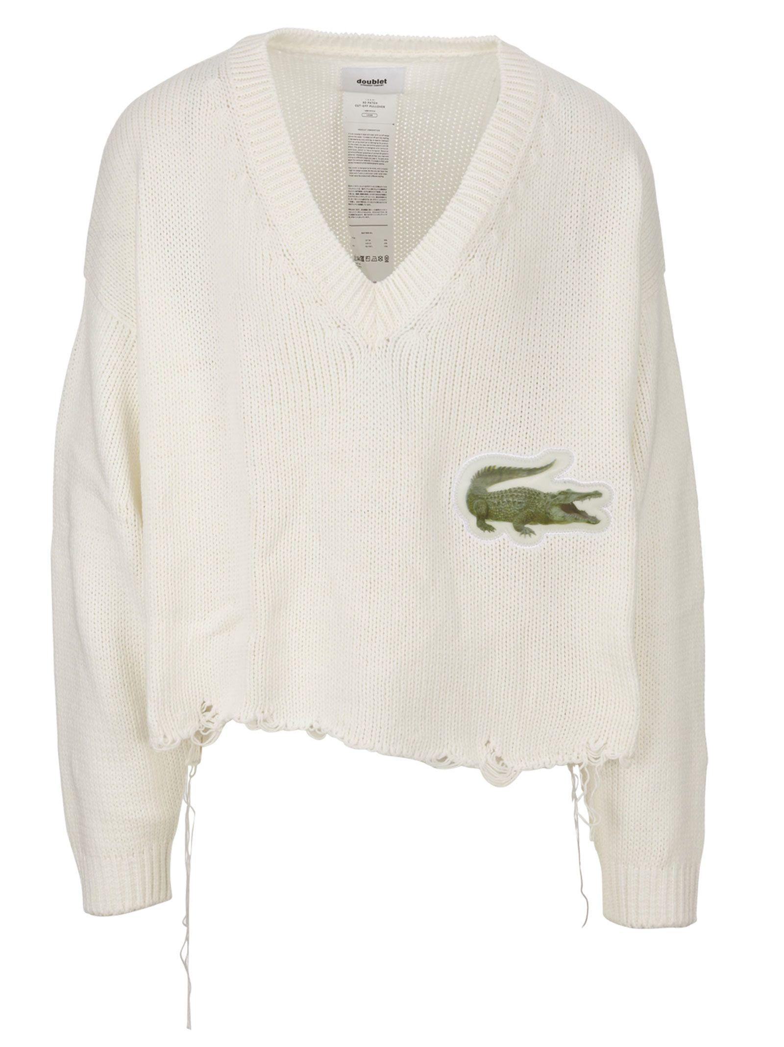 Doublet Sweater