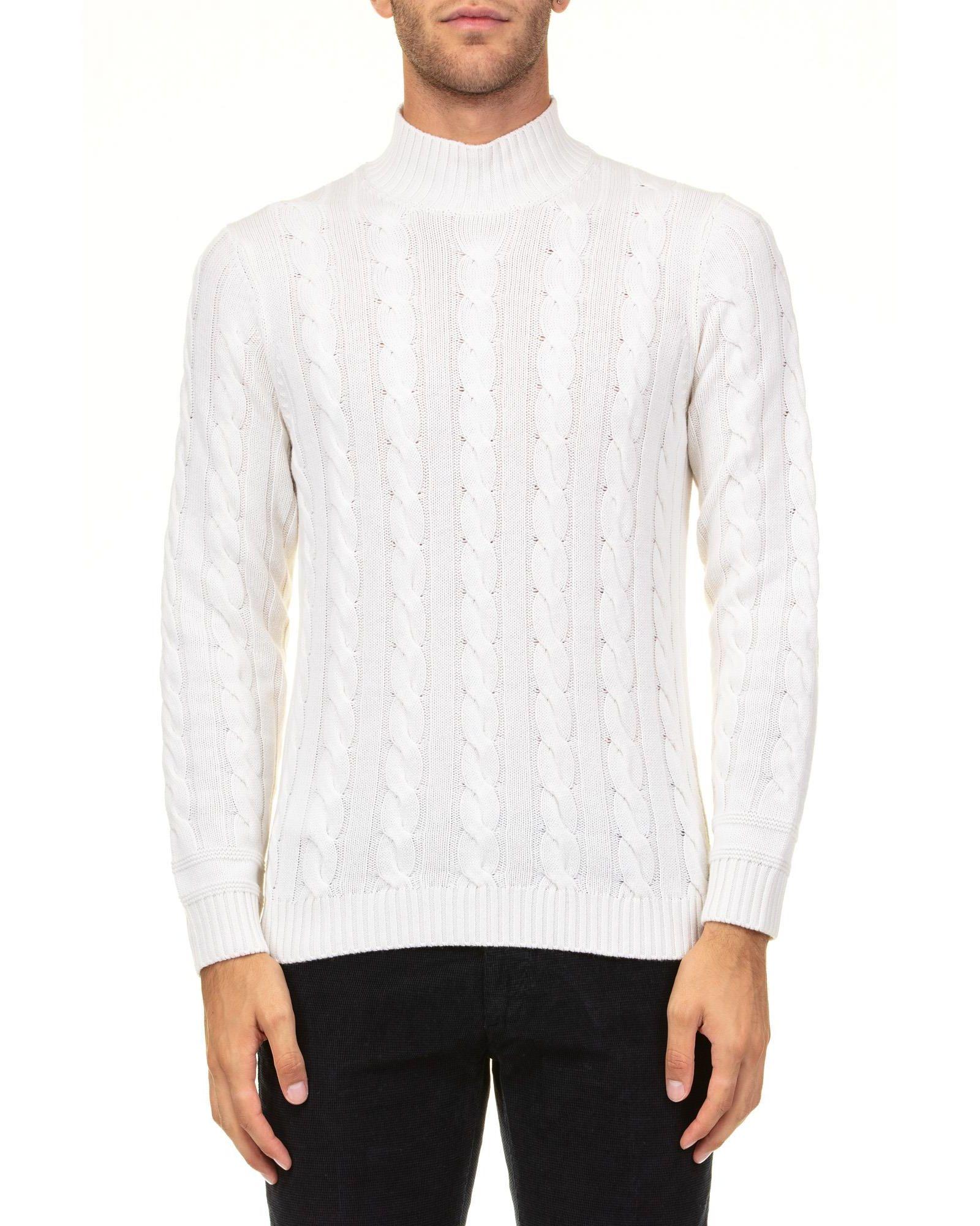 Kangra Woll Blend Turtleneck Sweater