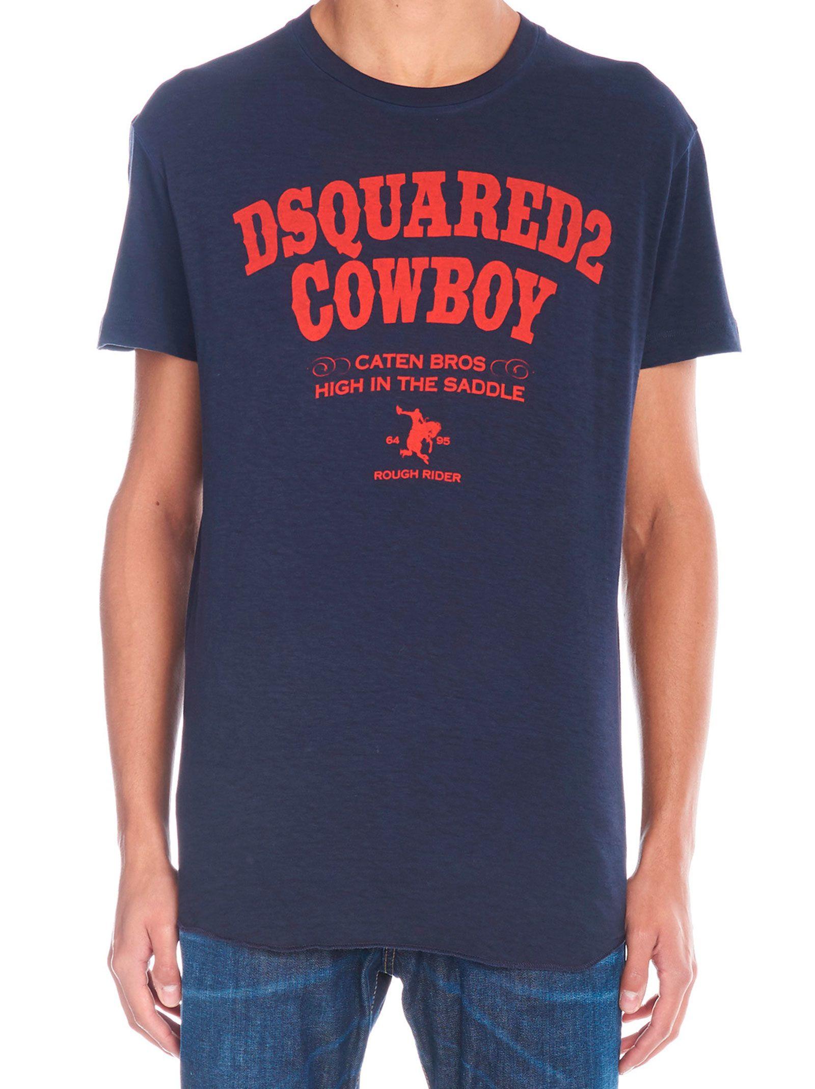 Dsquared2 'dsquared2 Cowboy' T-shirt