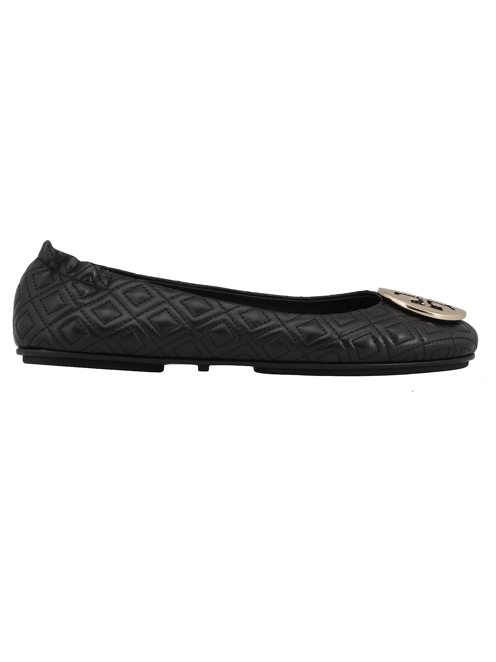 Tory Burch Quilted Minnie Ballet Flat