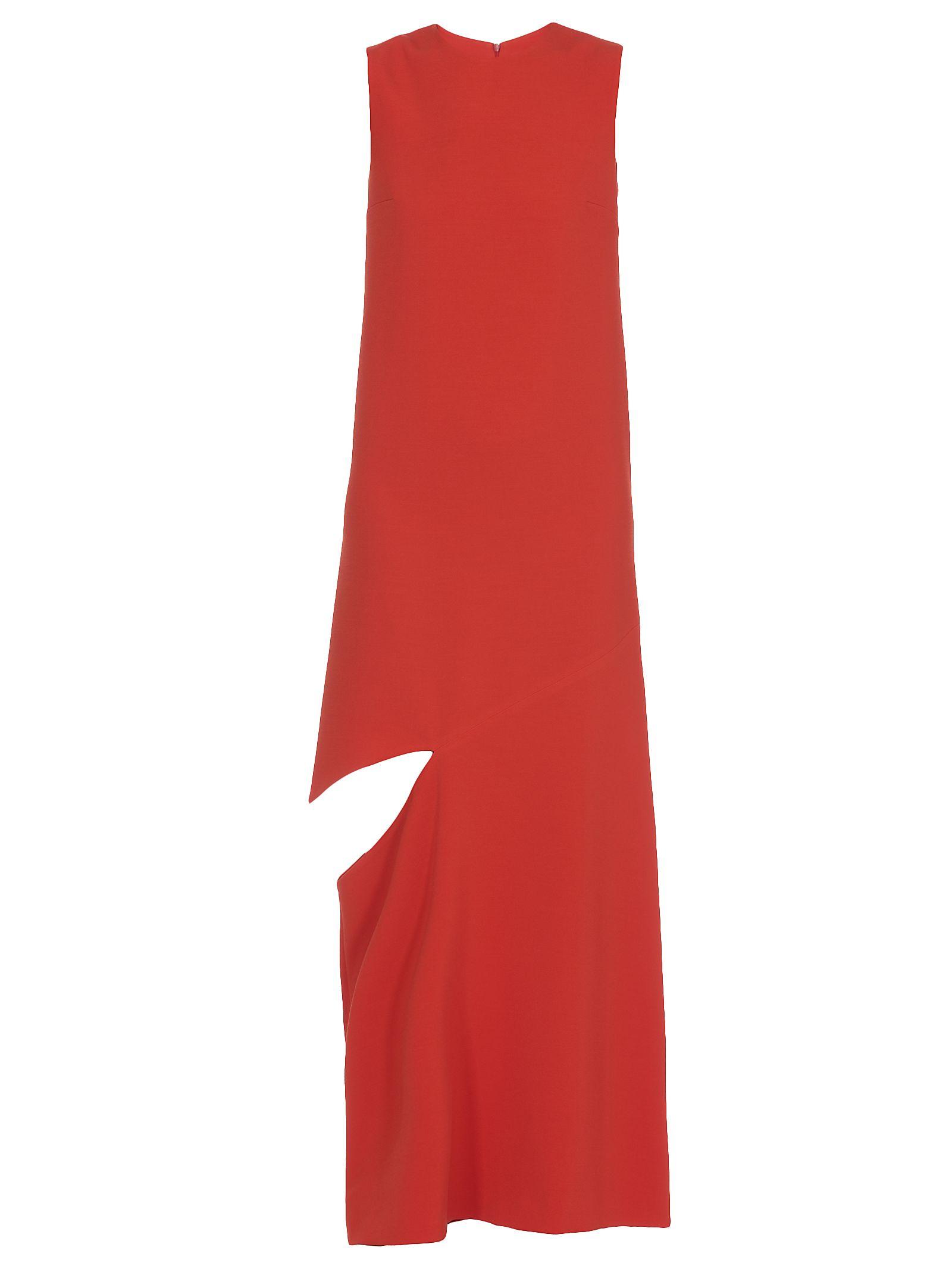 Maison Margiela Plain Color Dress