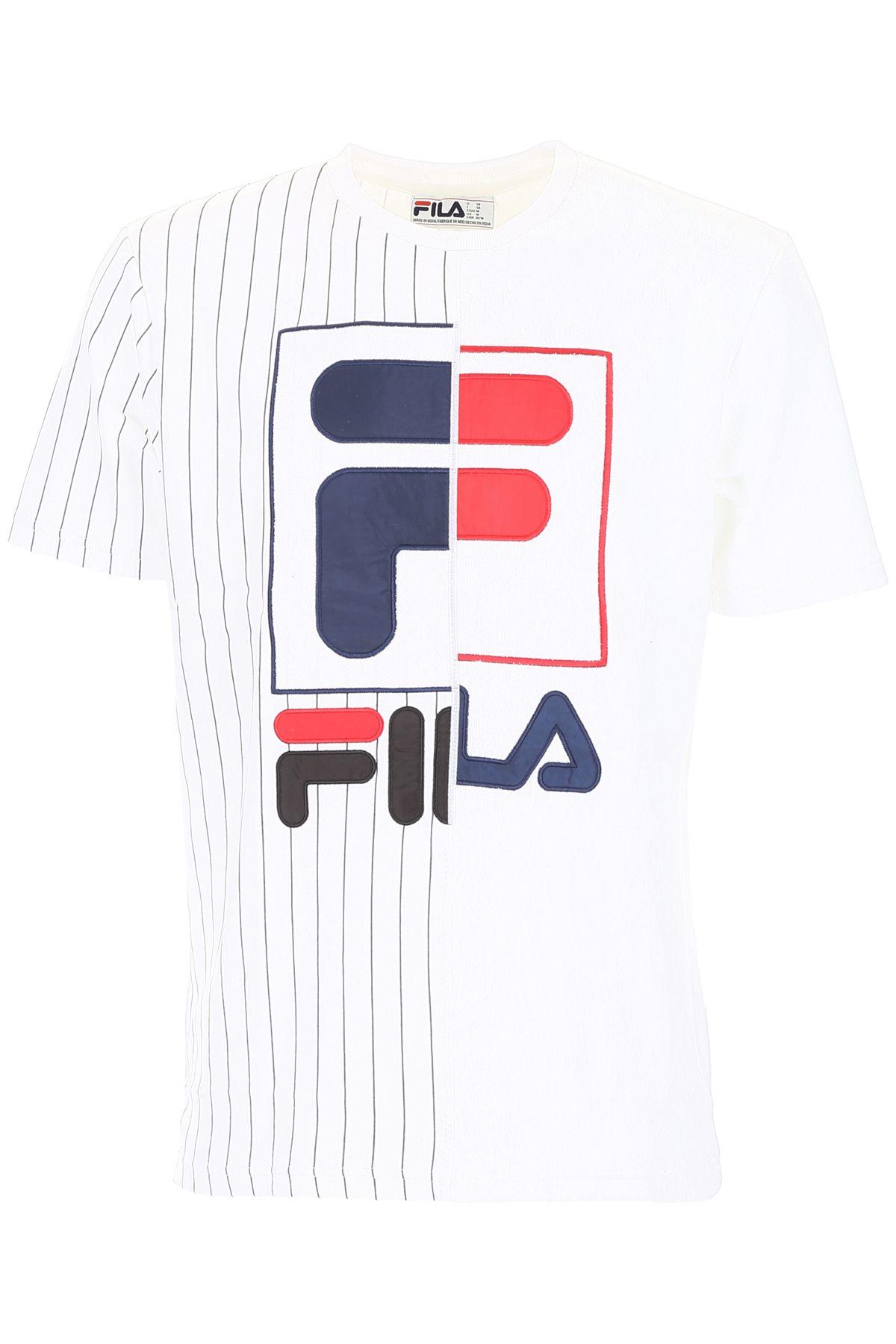Fila Logo Baseball T-shirt