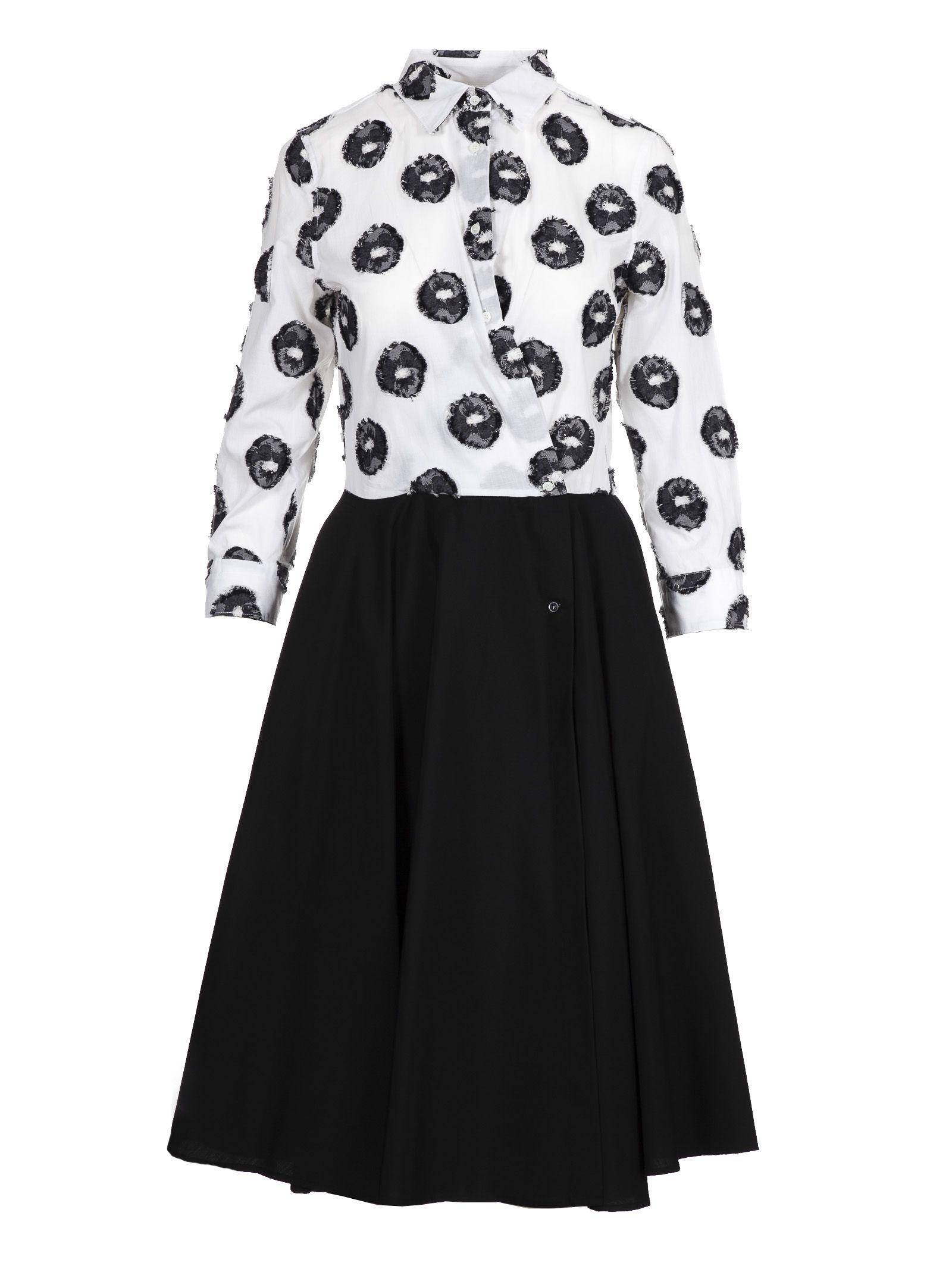 Sara Roka Printed Dress