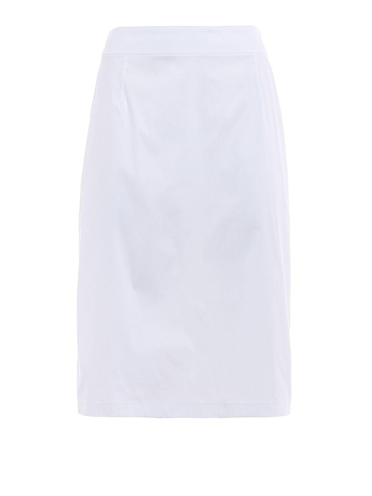 Prada Pencil Skirt