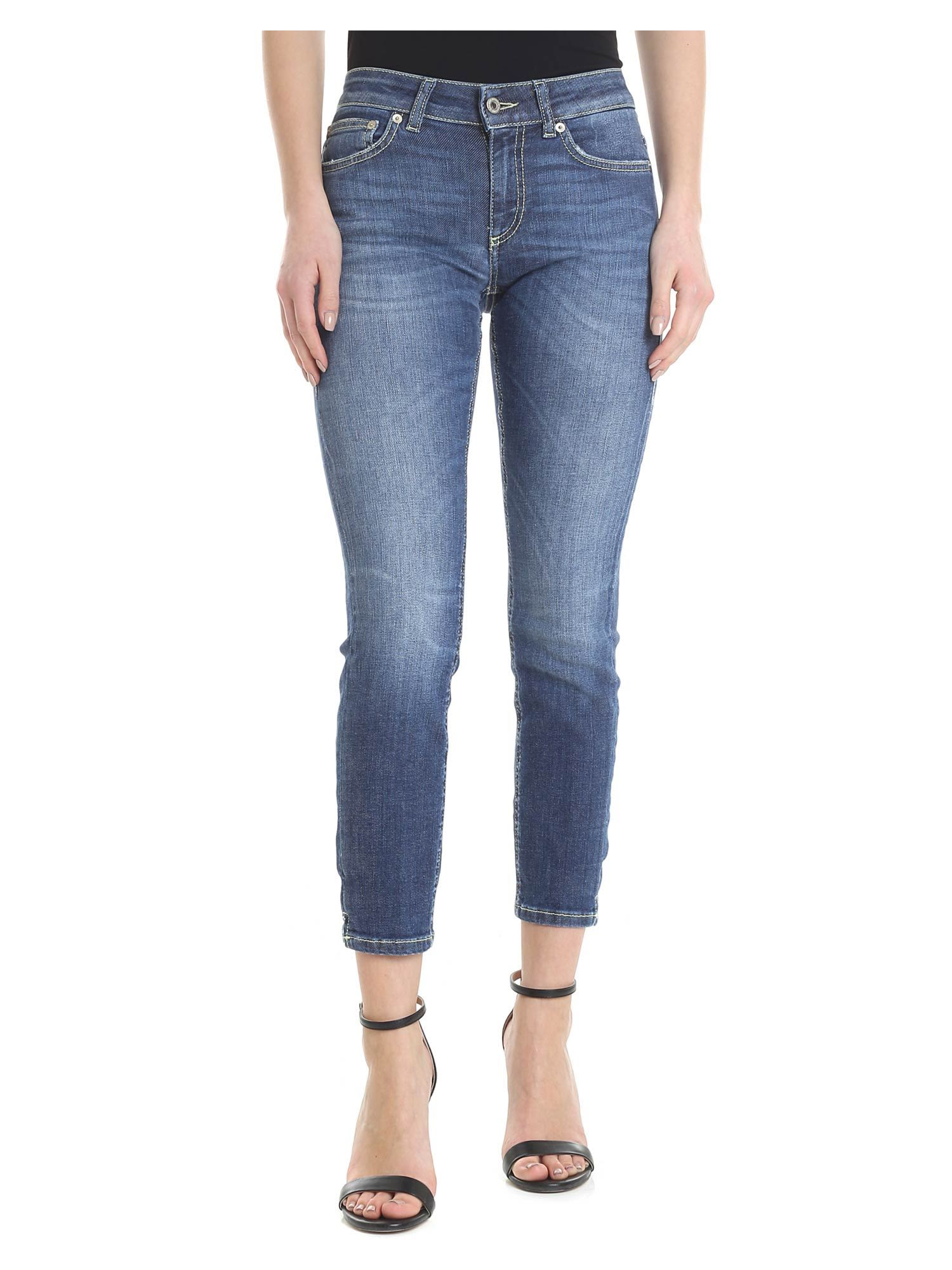 Dondup Blue Newdia Jeans