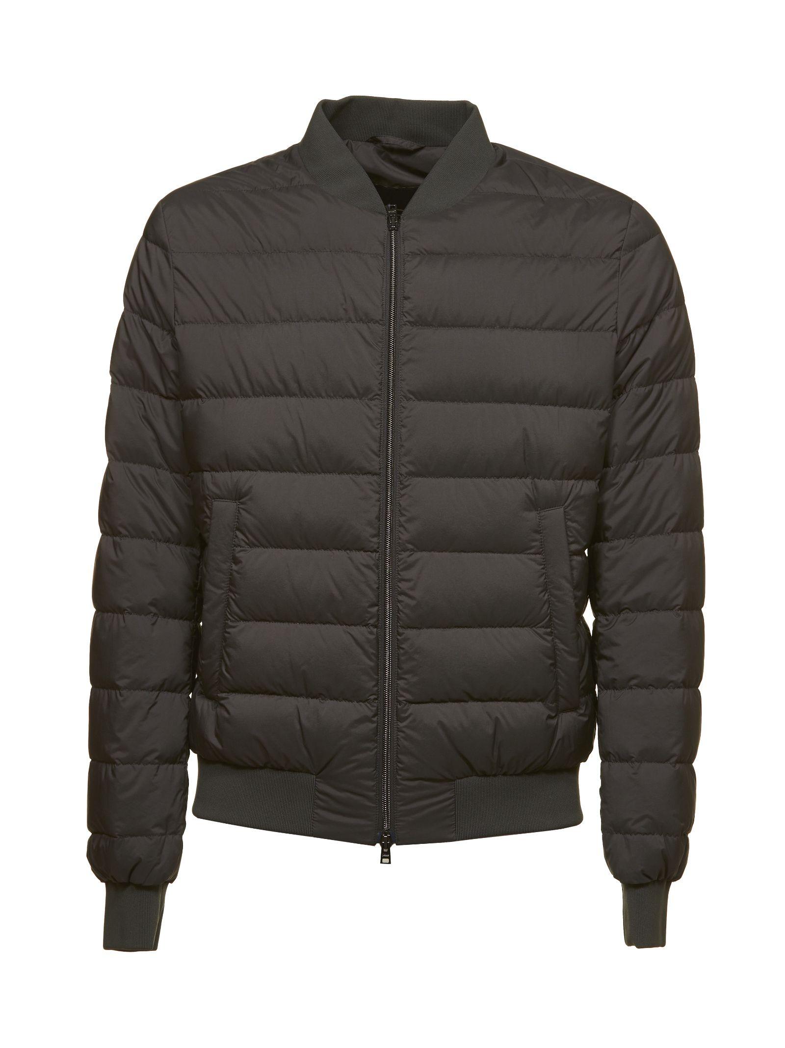 Herno Zip Front Closure Padded Jacket