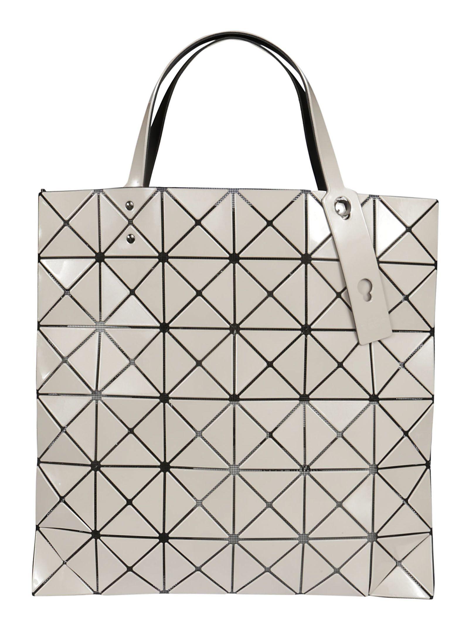 46bd3cf1e3 Bao Bao Issey Miyake Geometric Shopper Bag In Beige