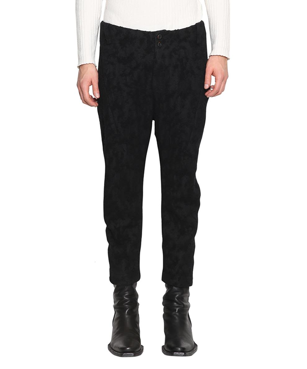 Lost & Found Ria Dunn Jacquard Wool Pants
