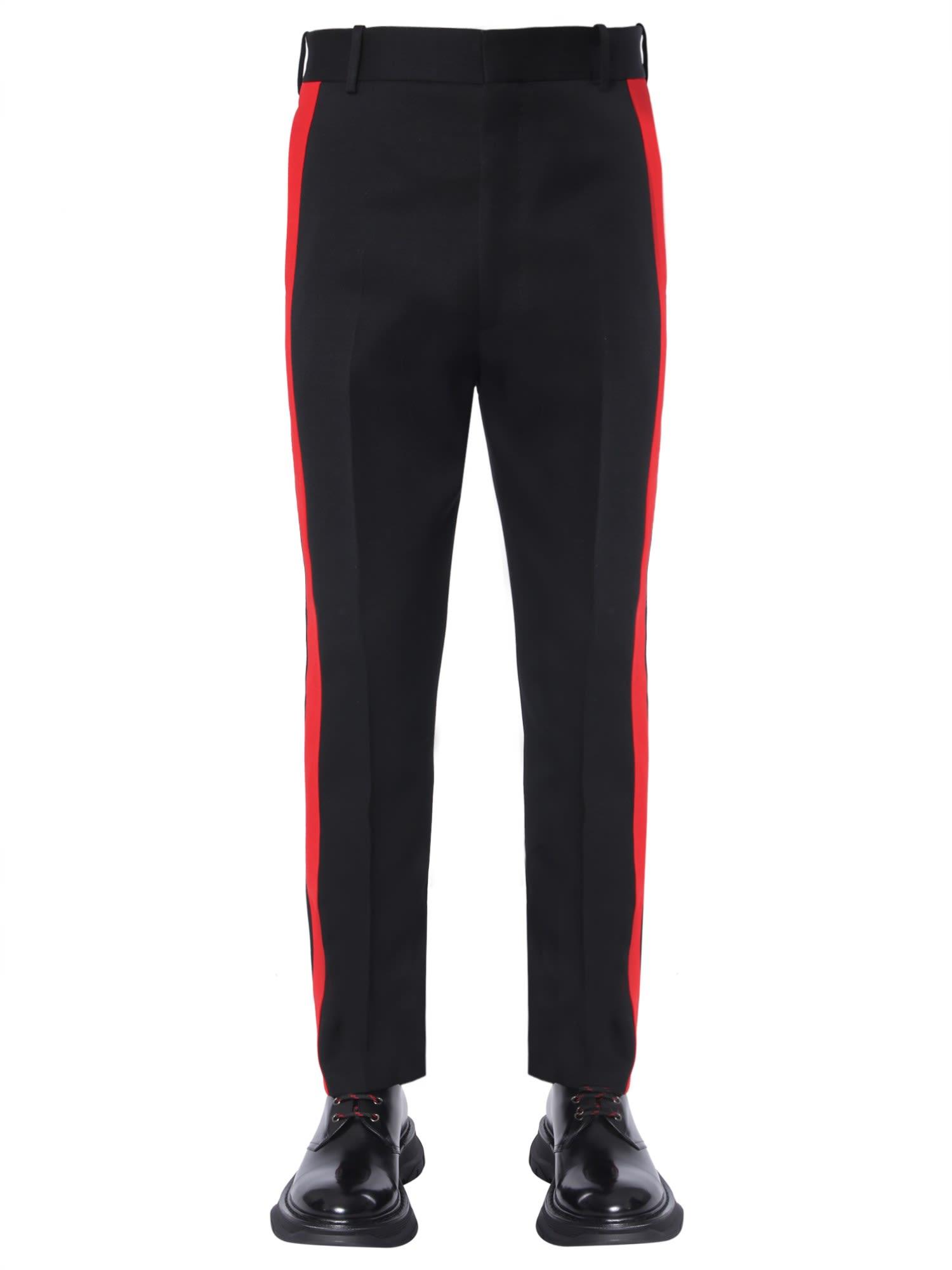 Alexander McQueen Classic Pants