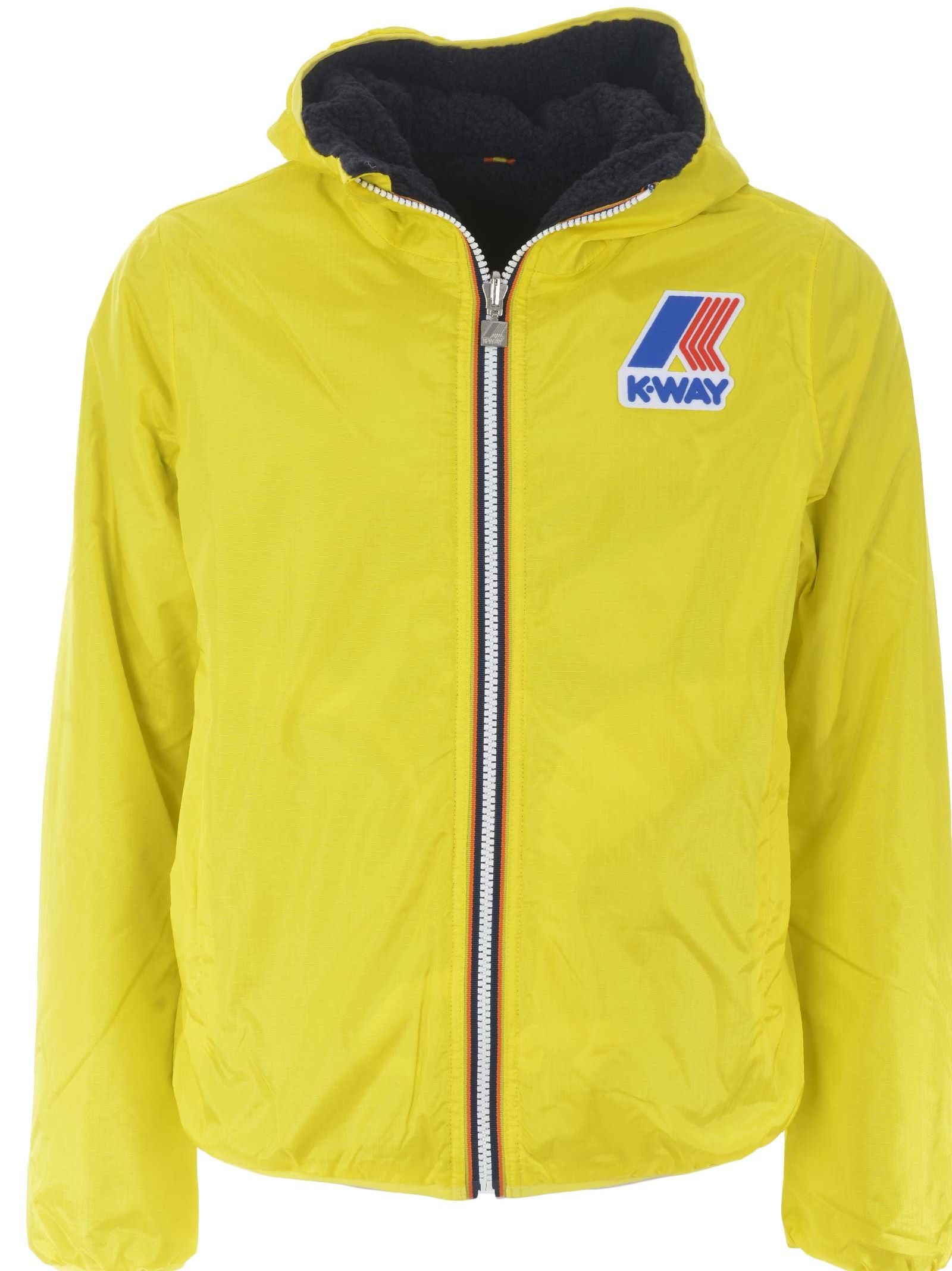 K-way Jaques Warm Hooded Jacket
