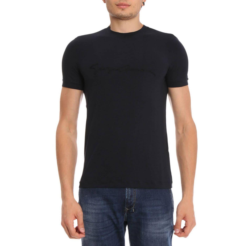 giorgio armani -  T-shirt T-shirt Men