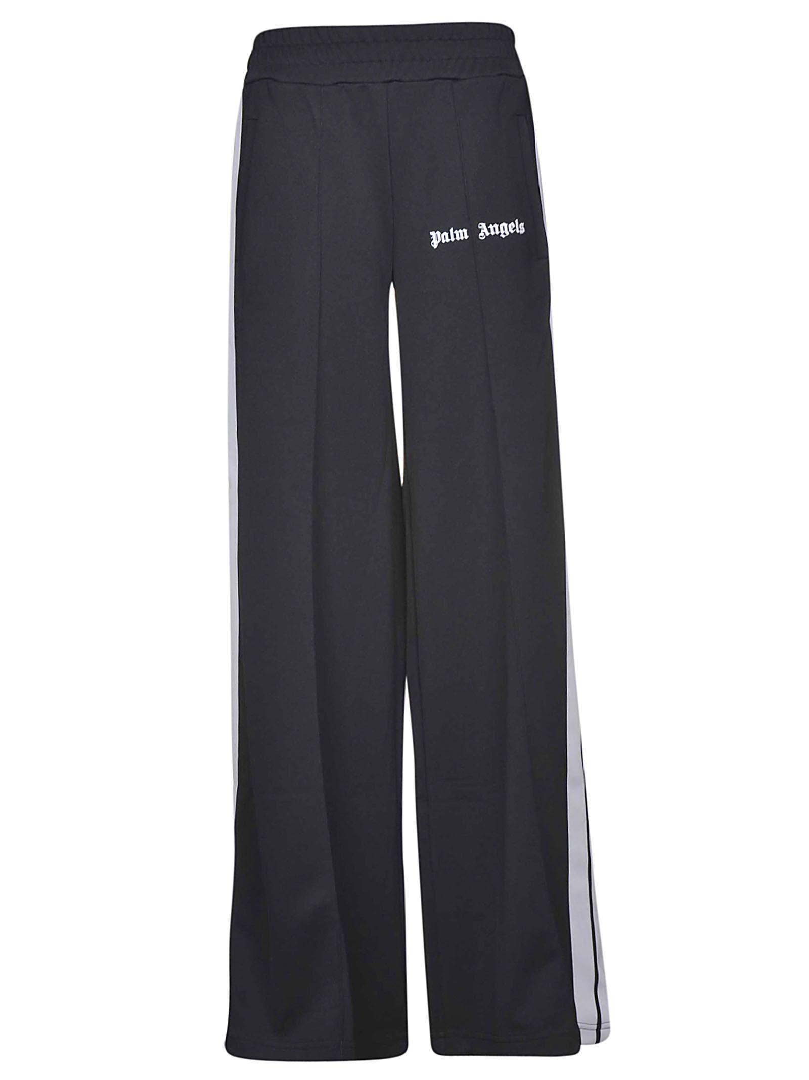 palm angels -  Wide Leg Track Pants