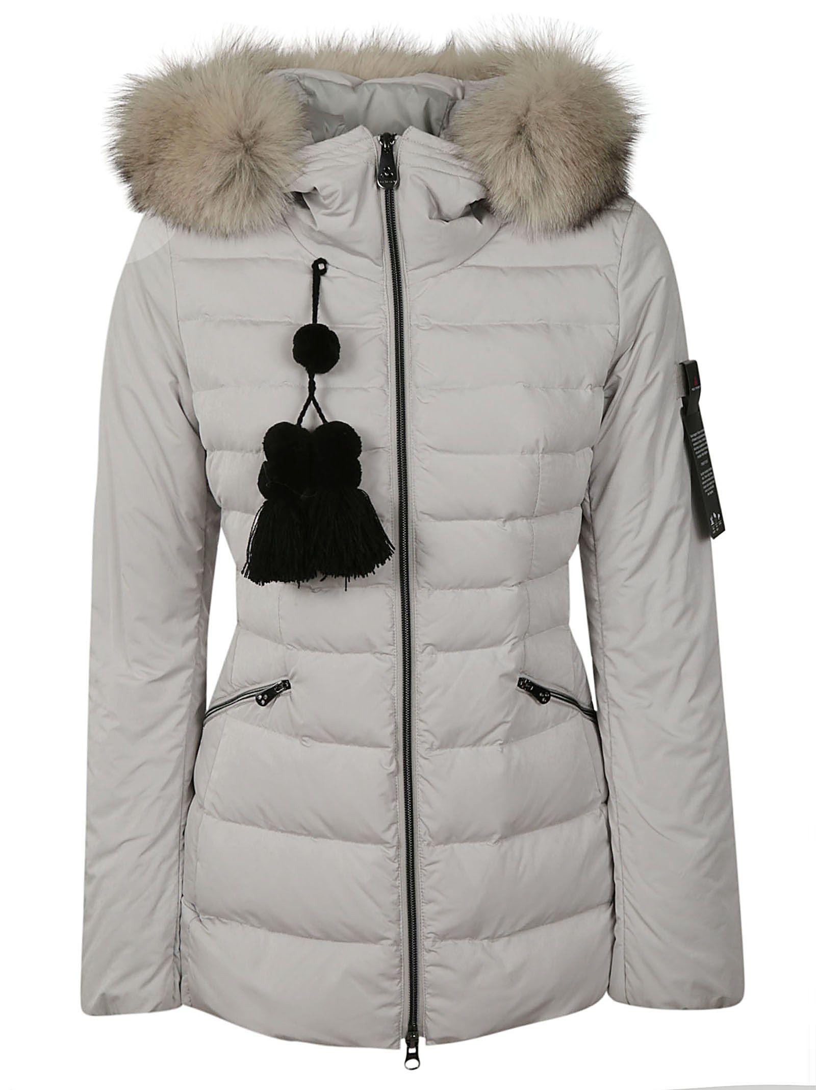 Peuterey Fur Hood Padded Jacket