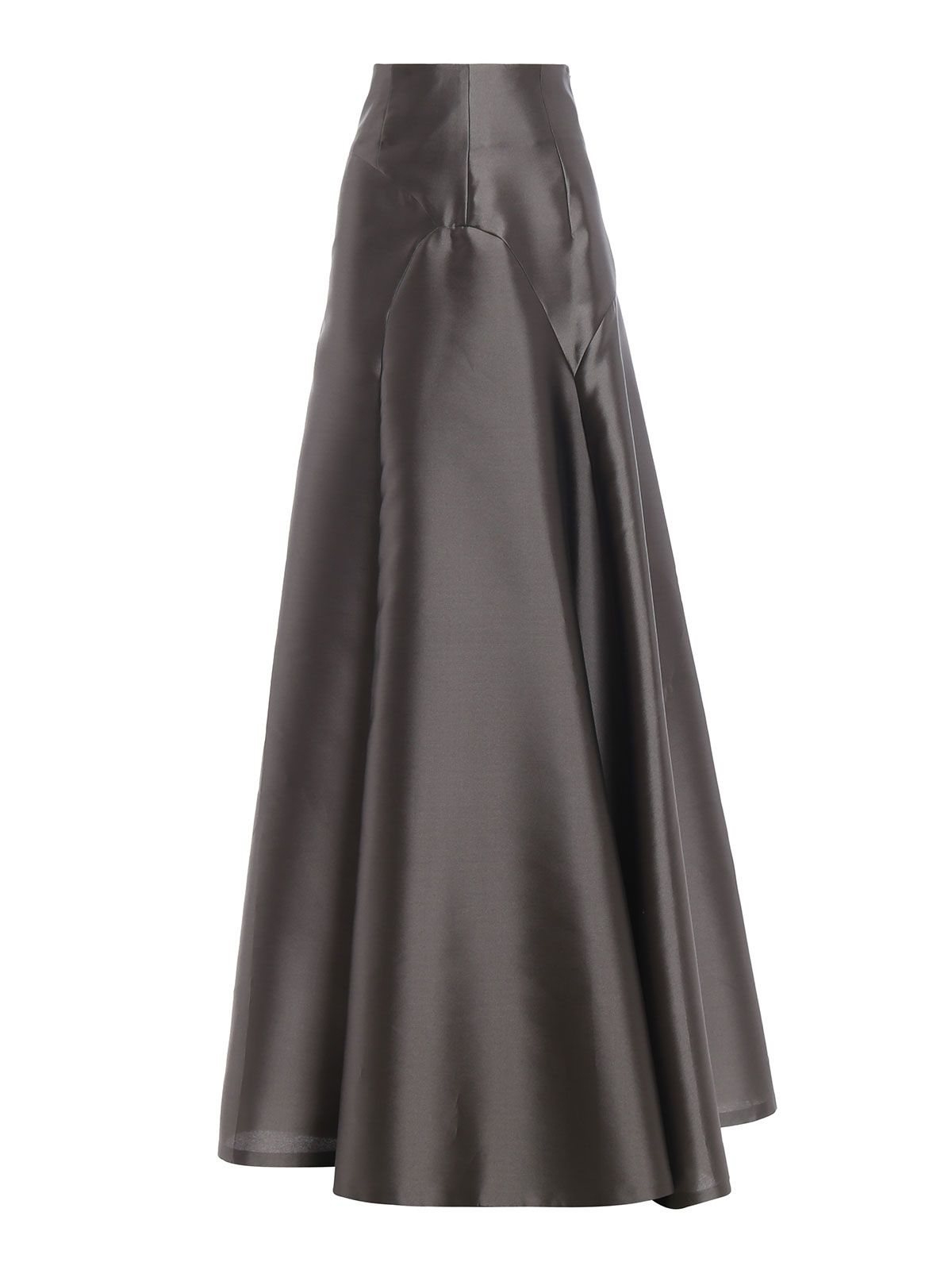 Alberta Ferretti Full High-waisted Skirt