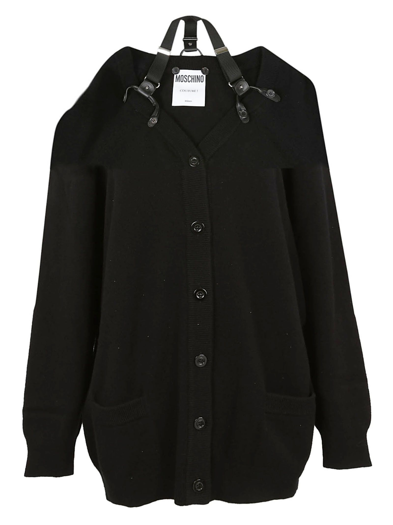 moschino -  Harness Cardigan