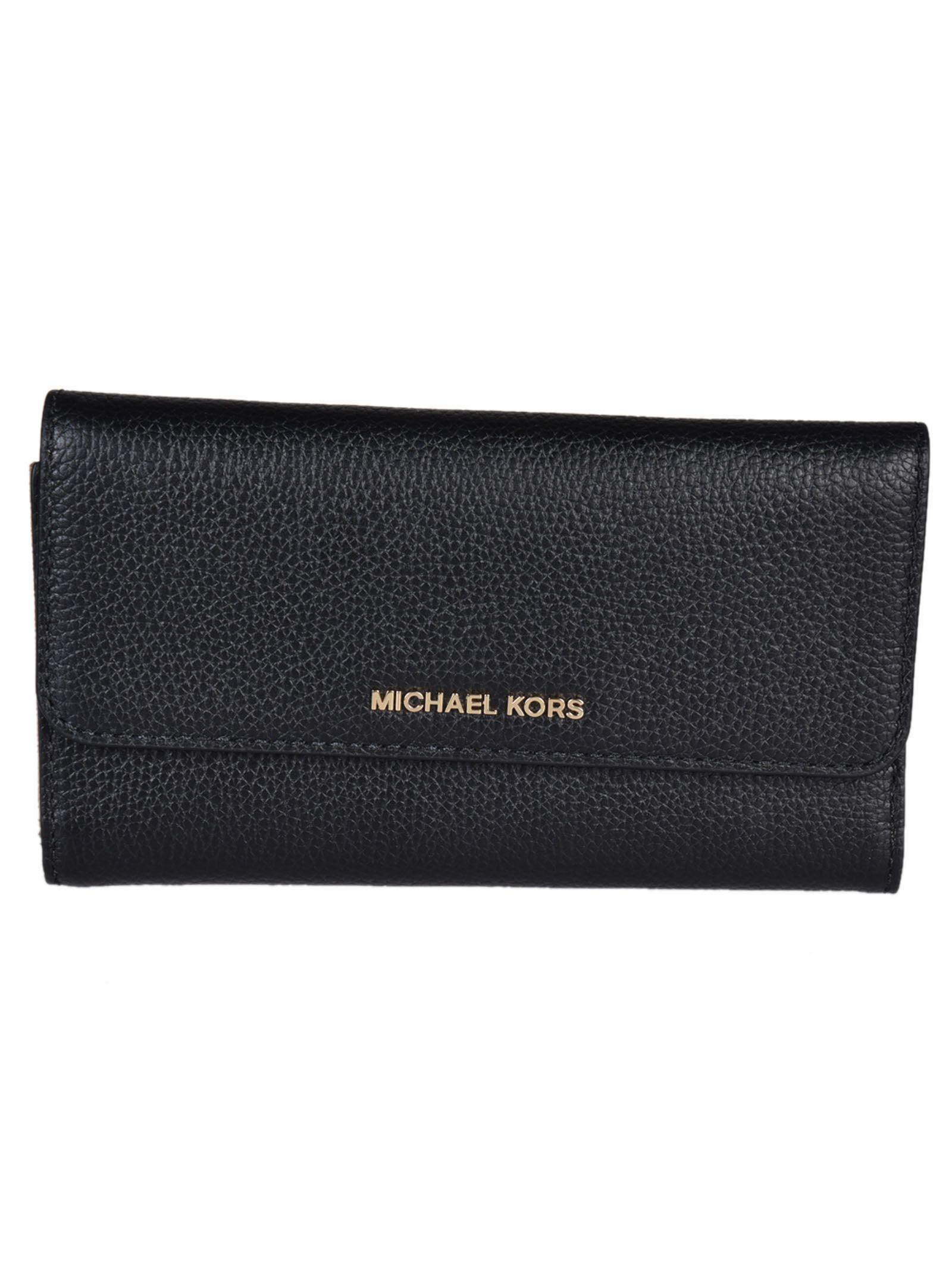 Michael Kors Mercer Tri-fold Wallet
