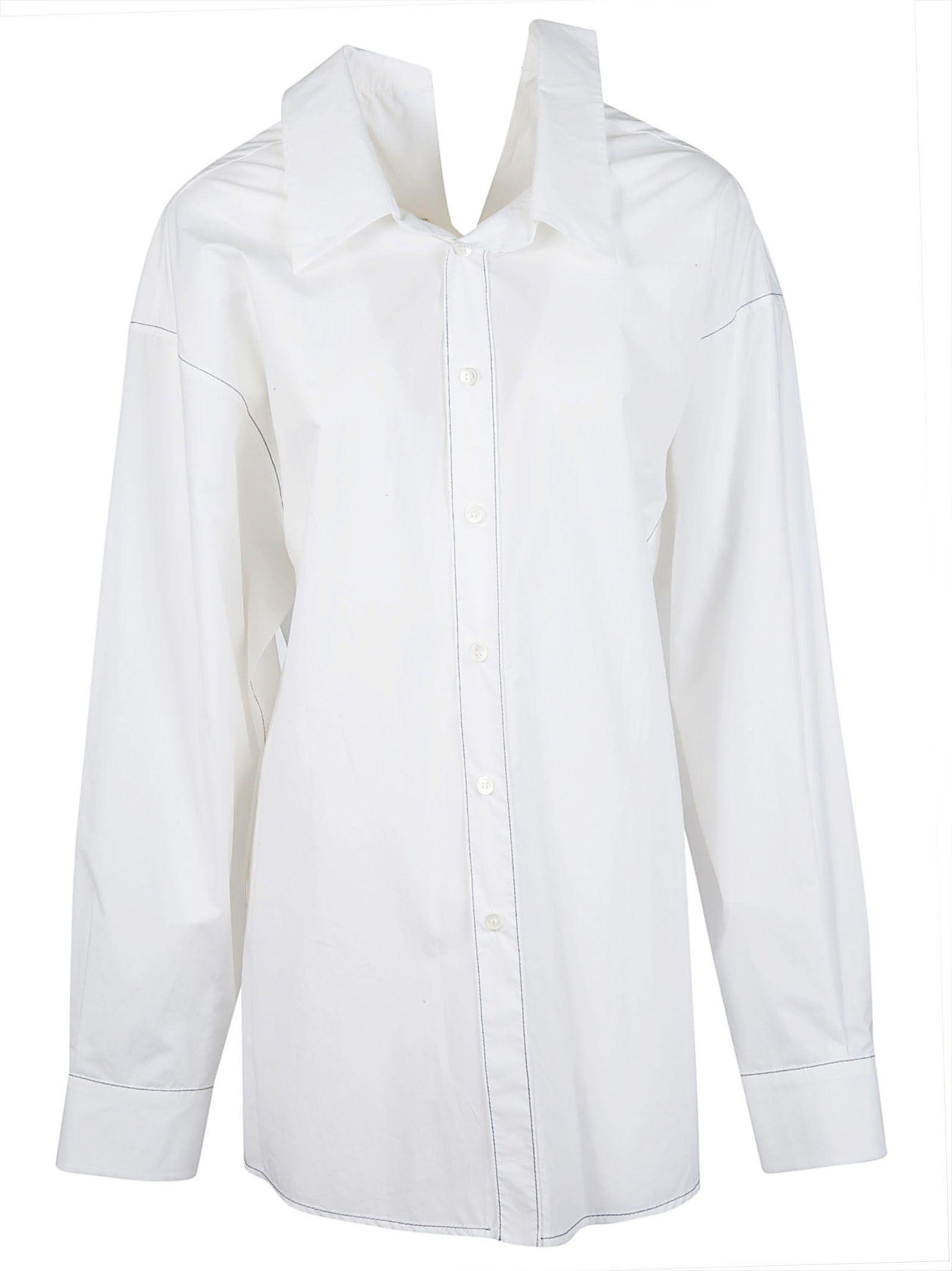 Marni Oversized Button Shirt