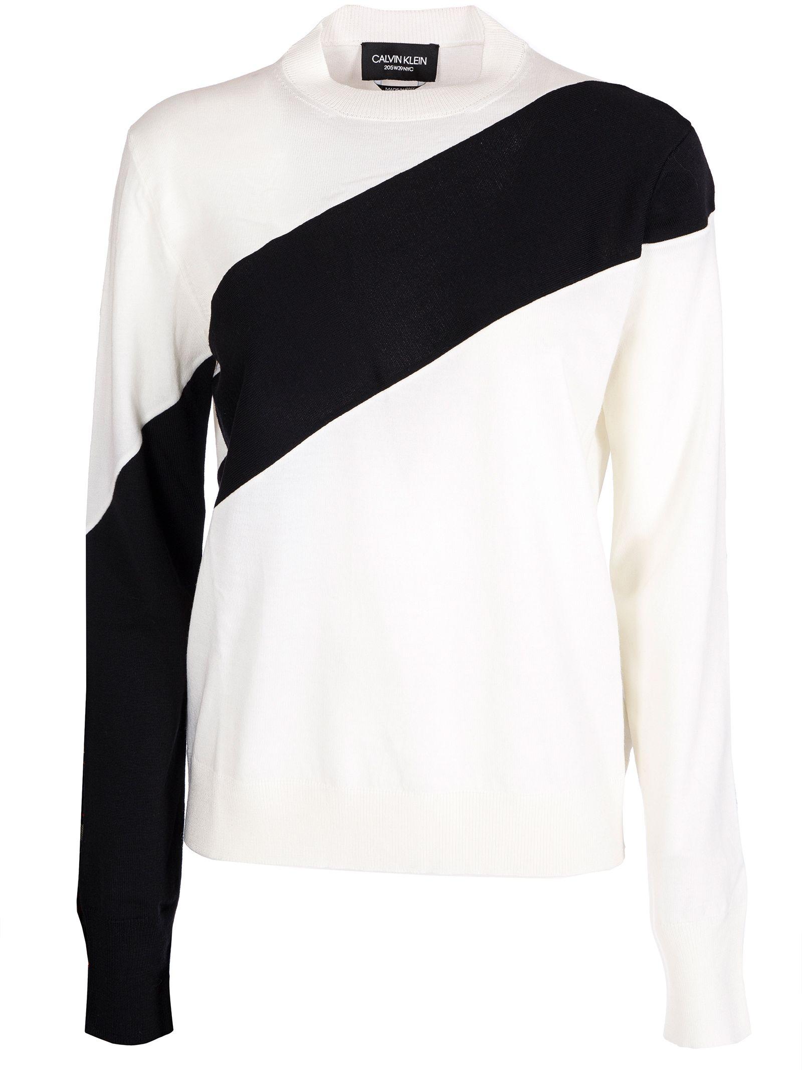 Calvin Klein Crewneck Colorblock Sweater