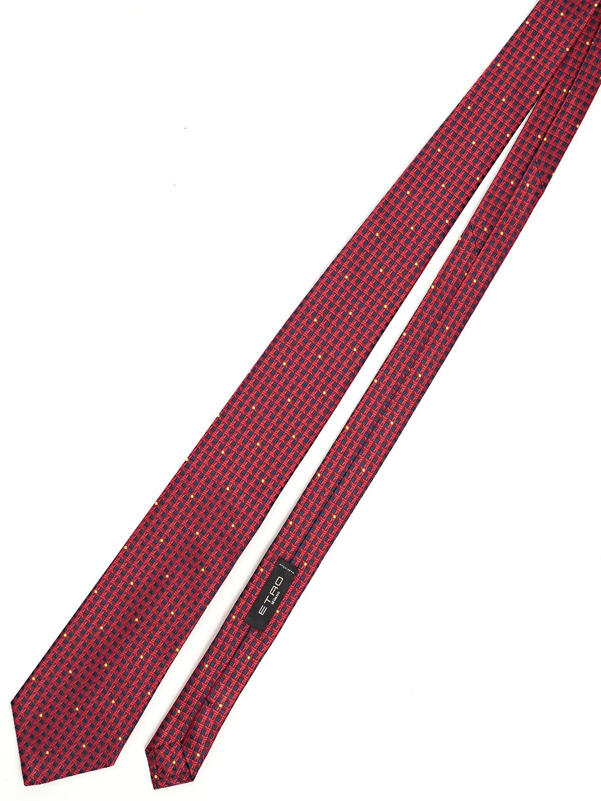 Etro Dotted Pattern Tie
