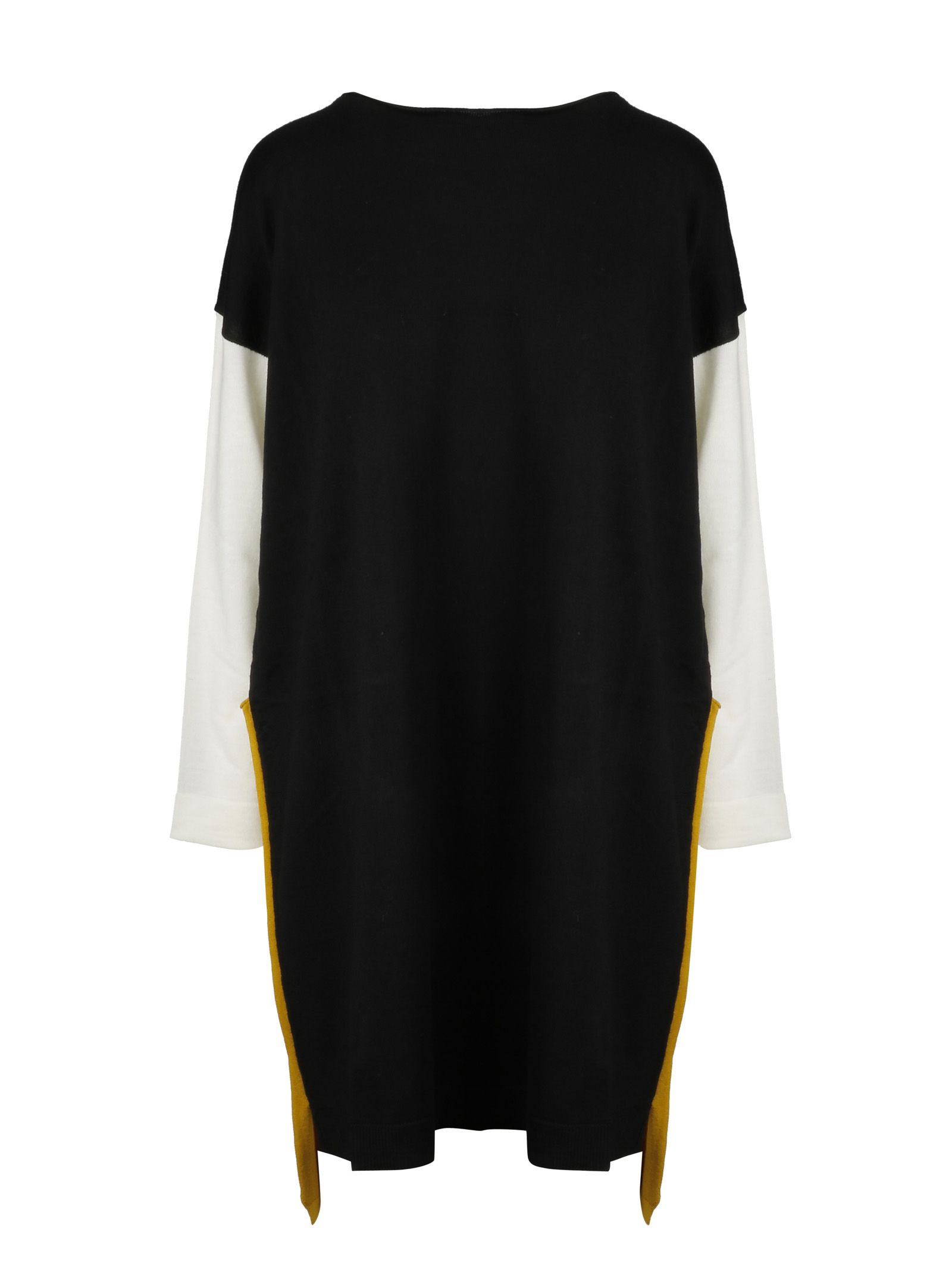 Pier Antonio Gaspari Color Block Dress