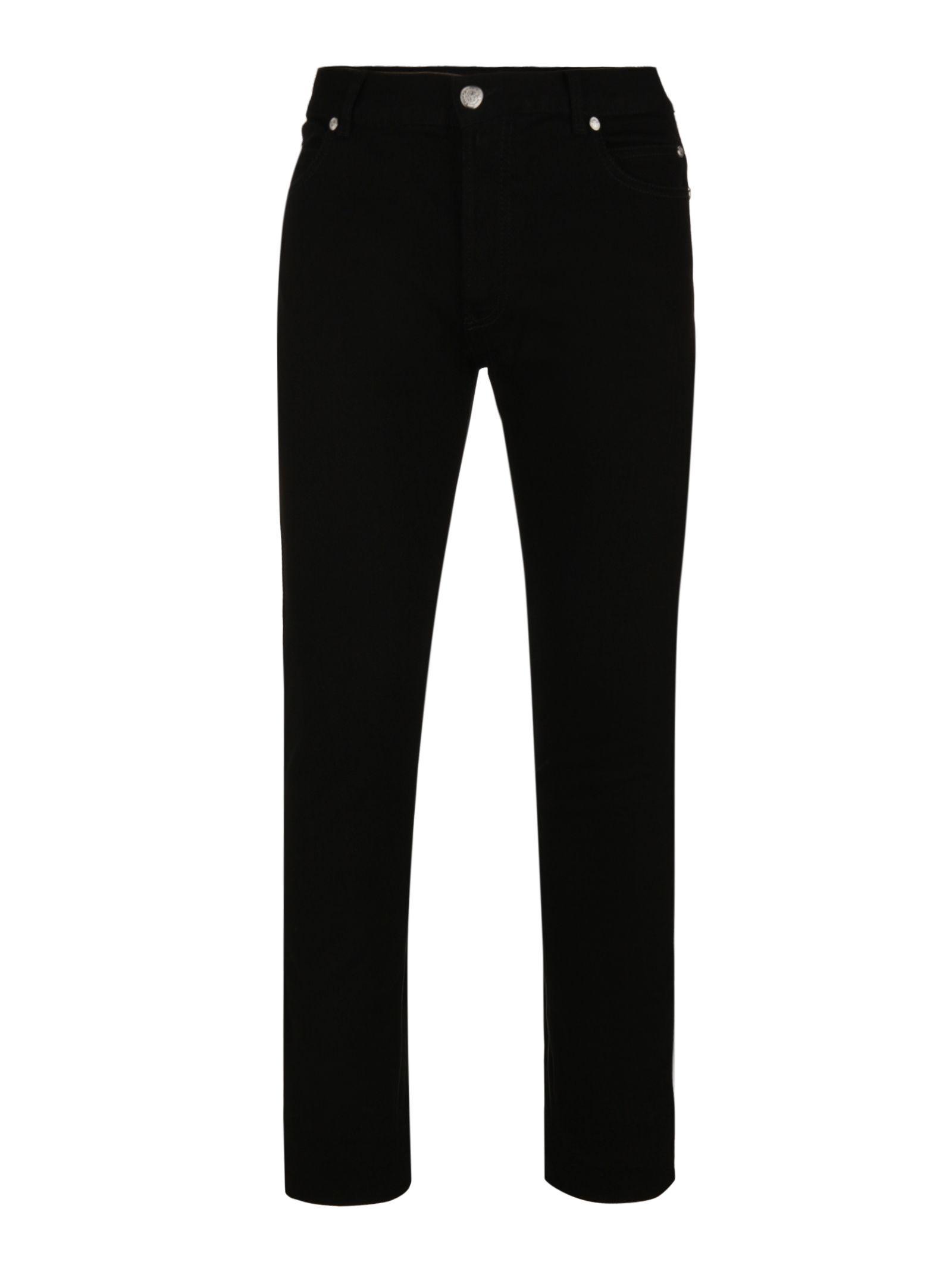 8919617671ca1c Balmain Paris Jeans In Nero