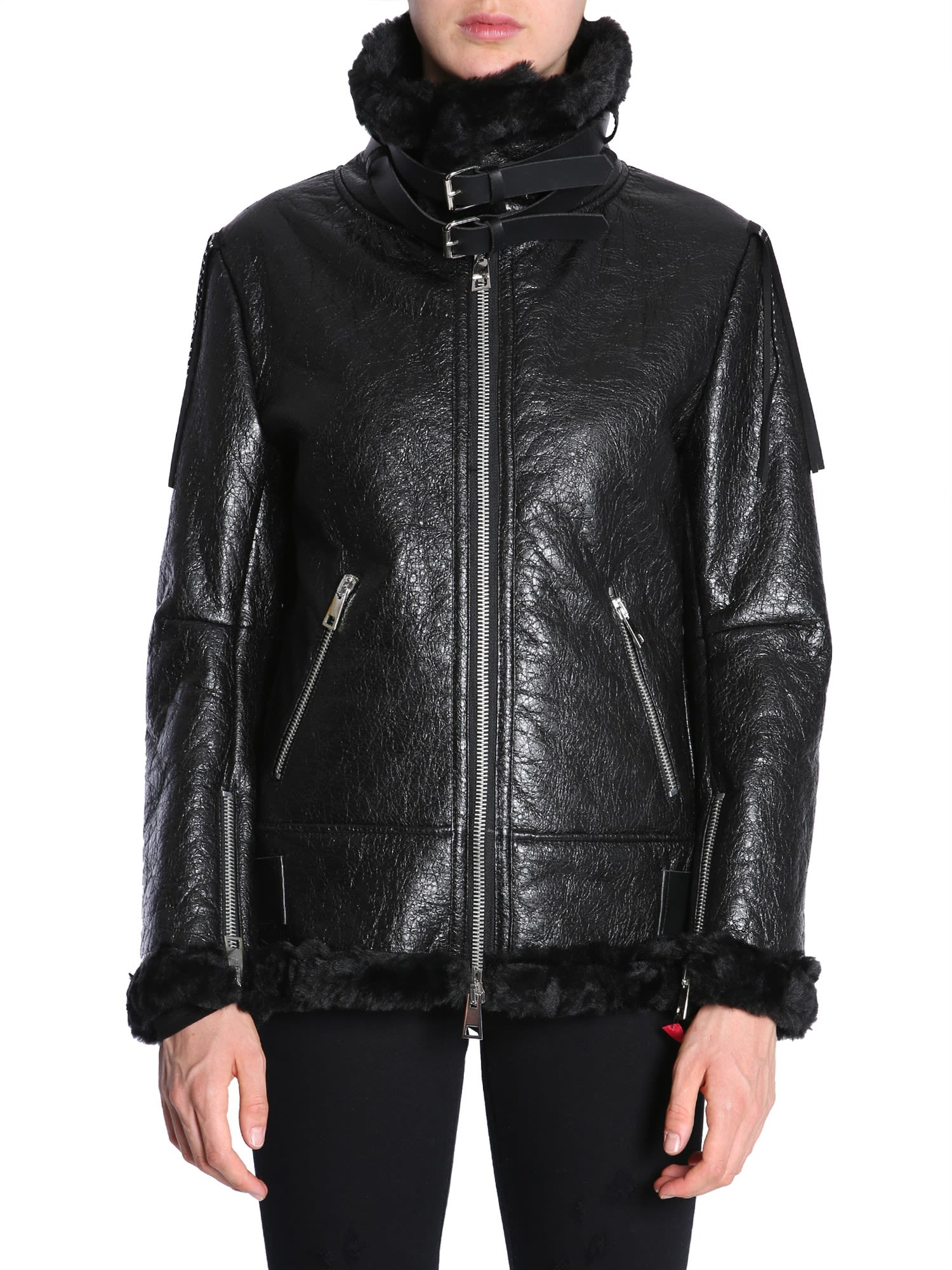 Ainea Eco Leather Jacket