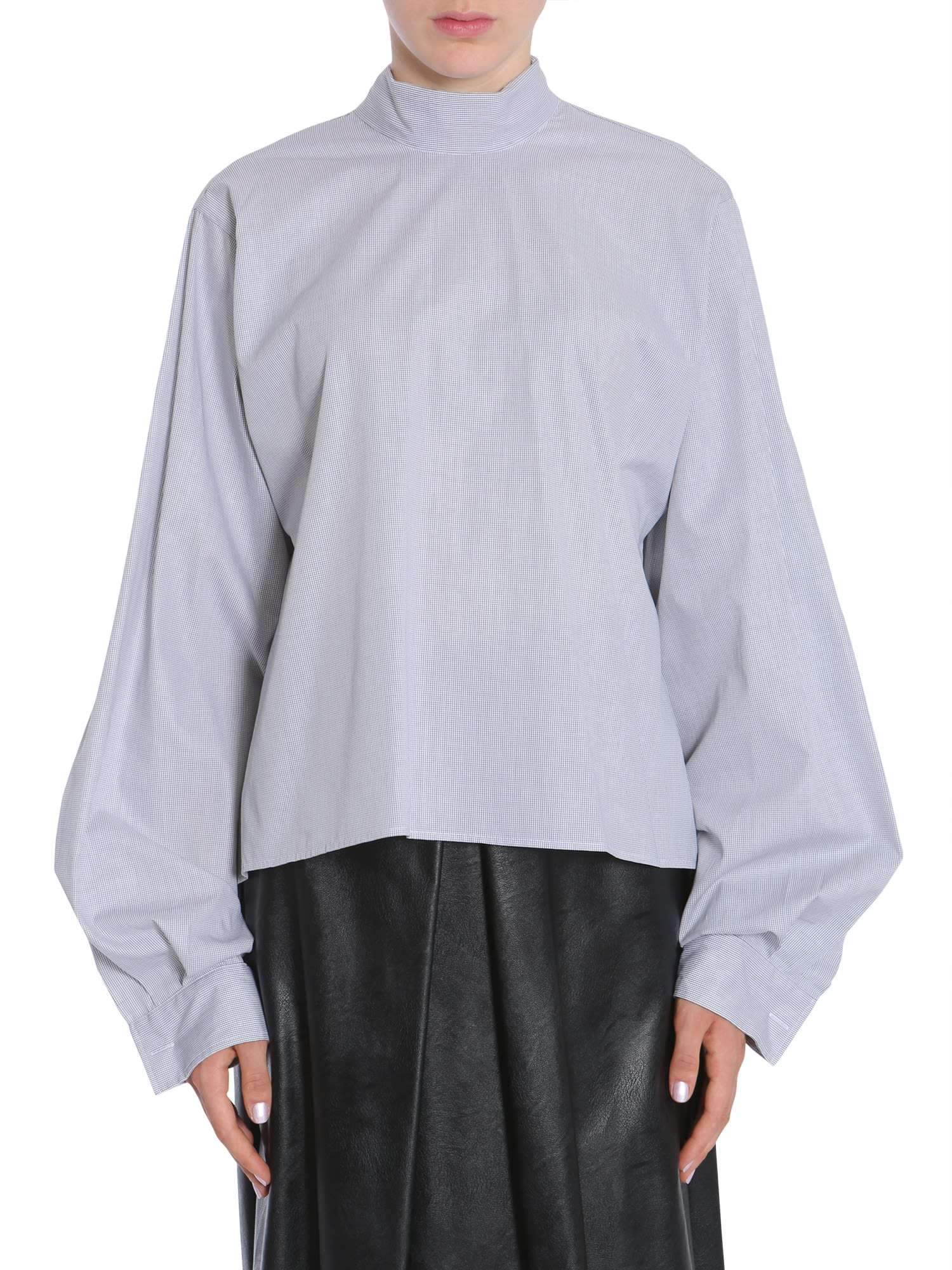 MM6 Maison Margiela Cotton Poplin Shirt