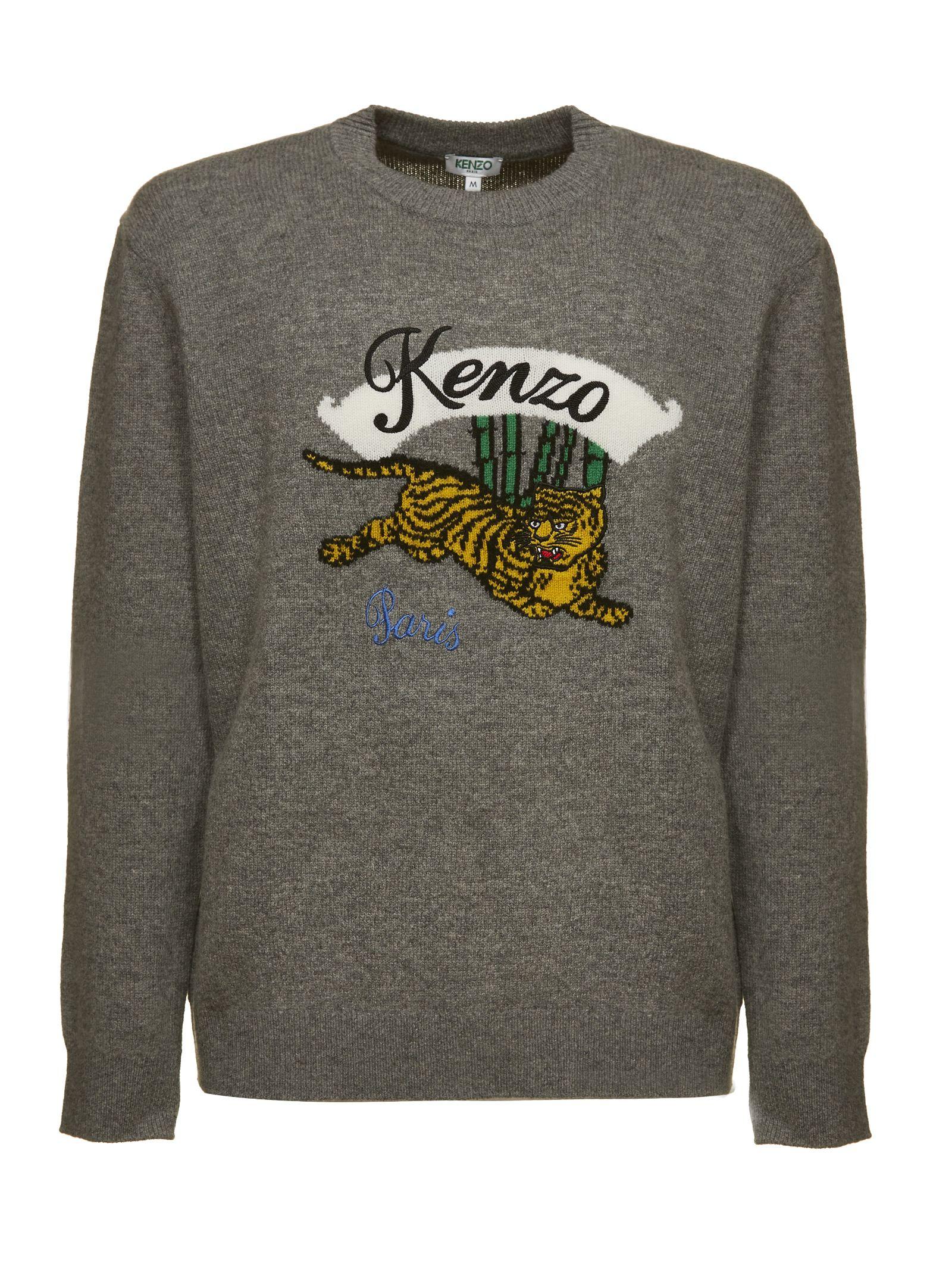 Kenzo Bamboo Tiger Sweater