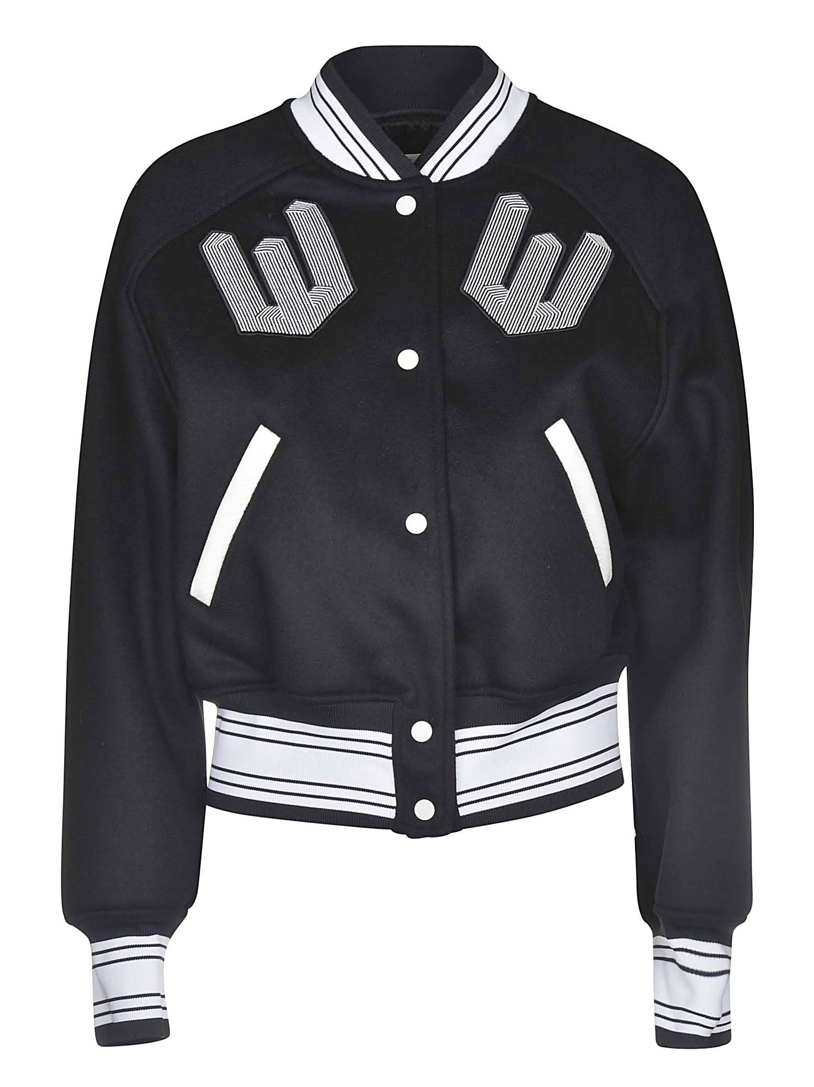 Off-white Patch Bomber