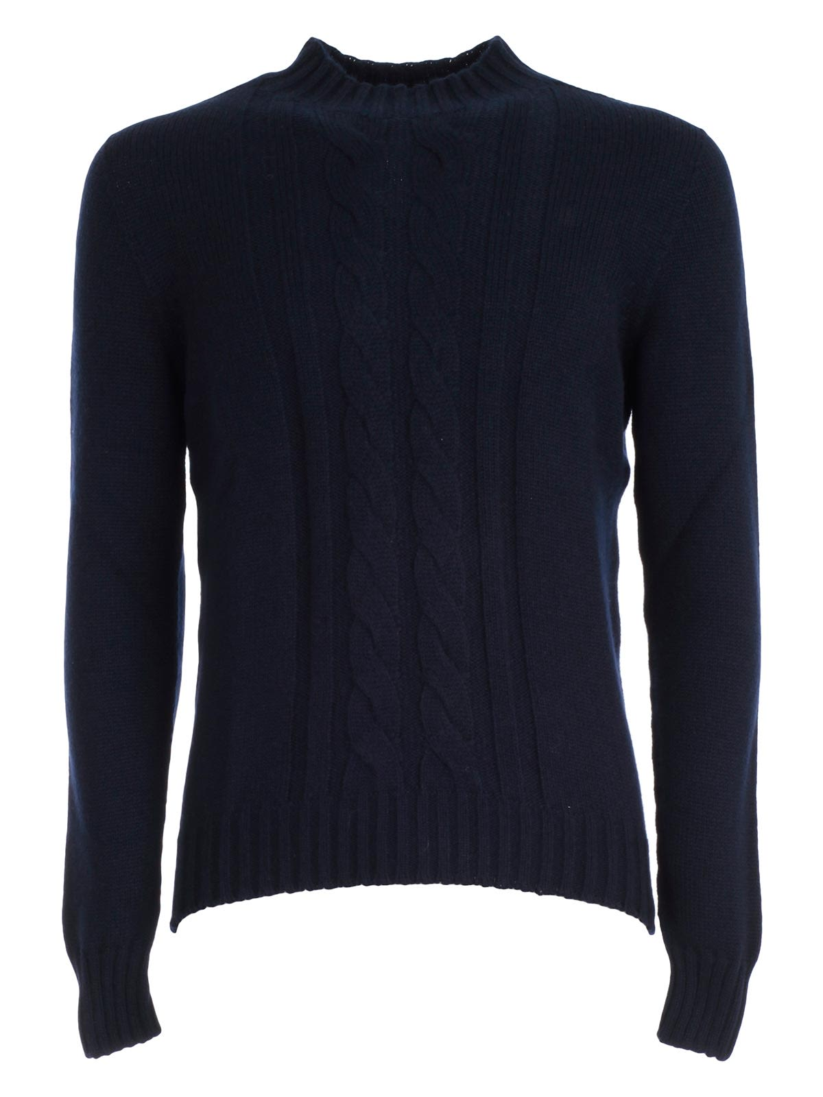 Tagliatore Mock Neck Sweater