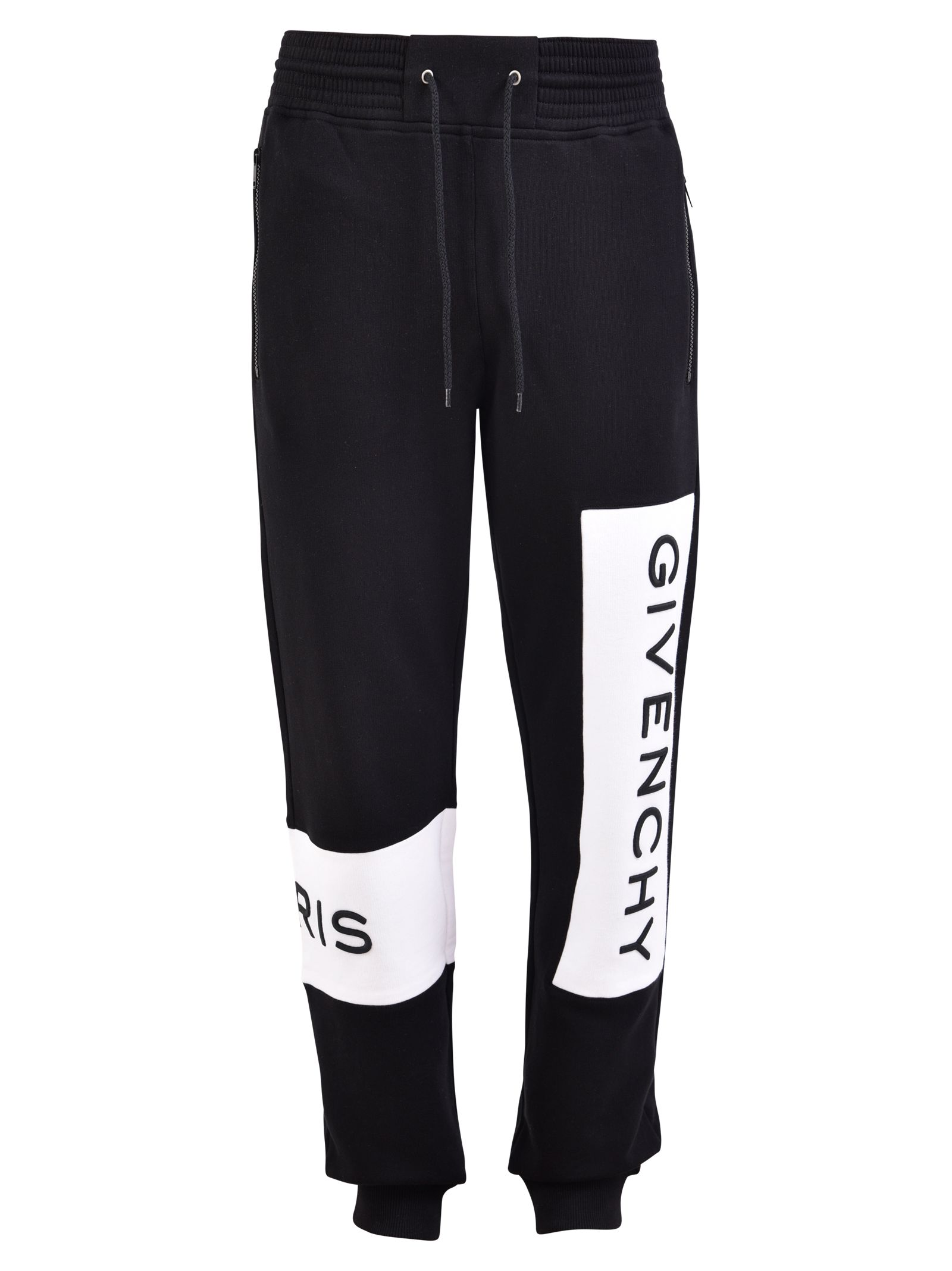 Givenchy Patched Sweatpants