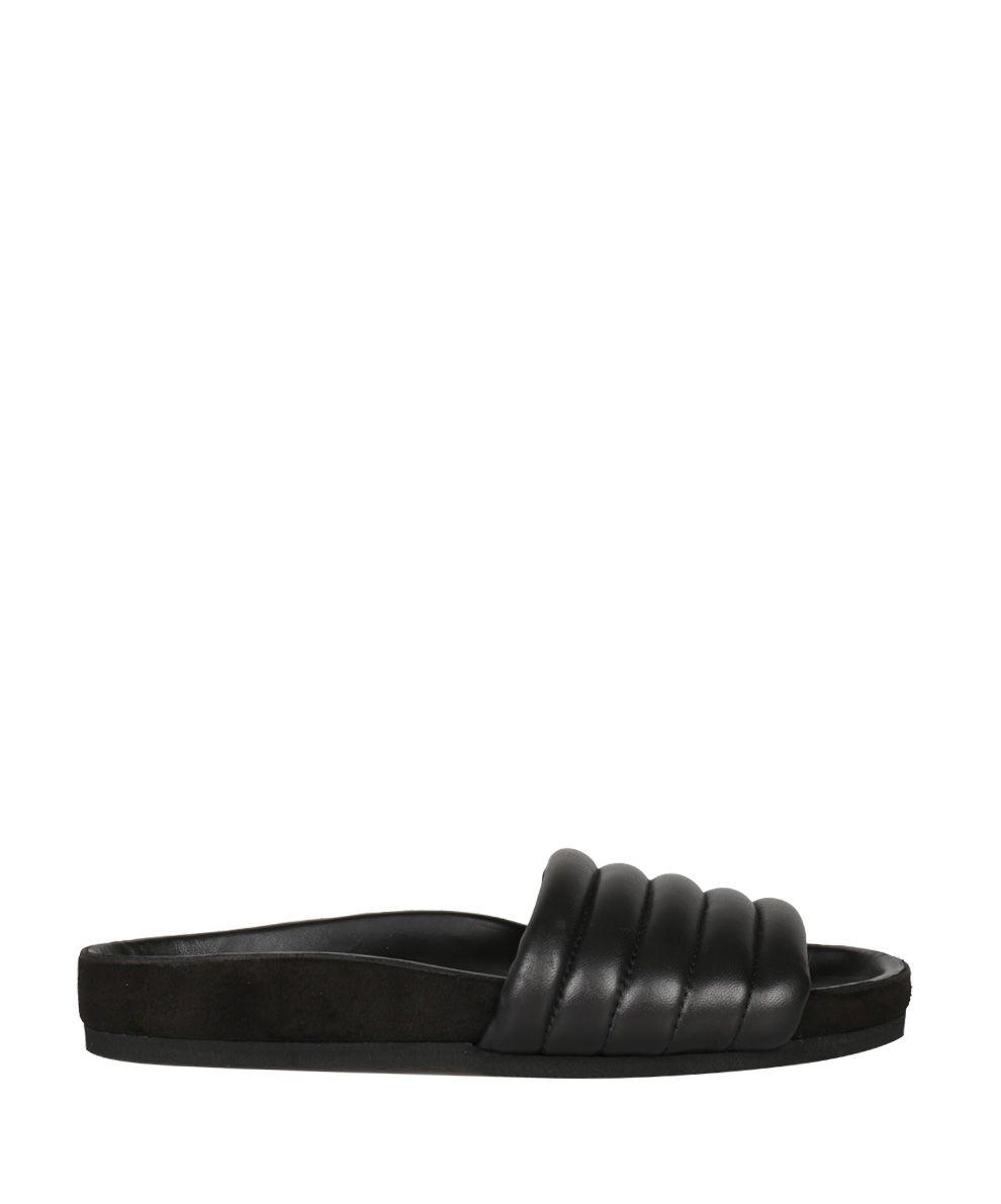 Isabel Marant Hellea Leather Sandal