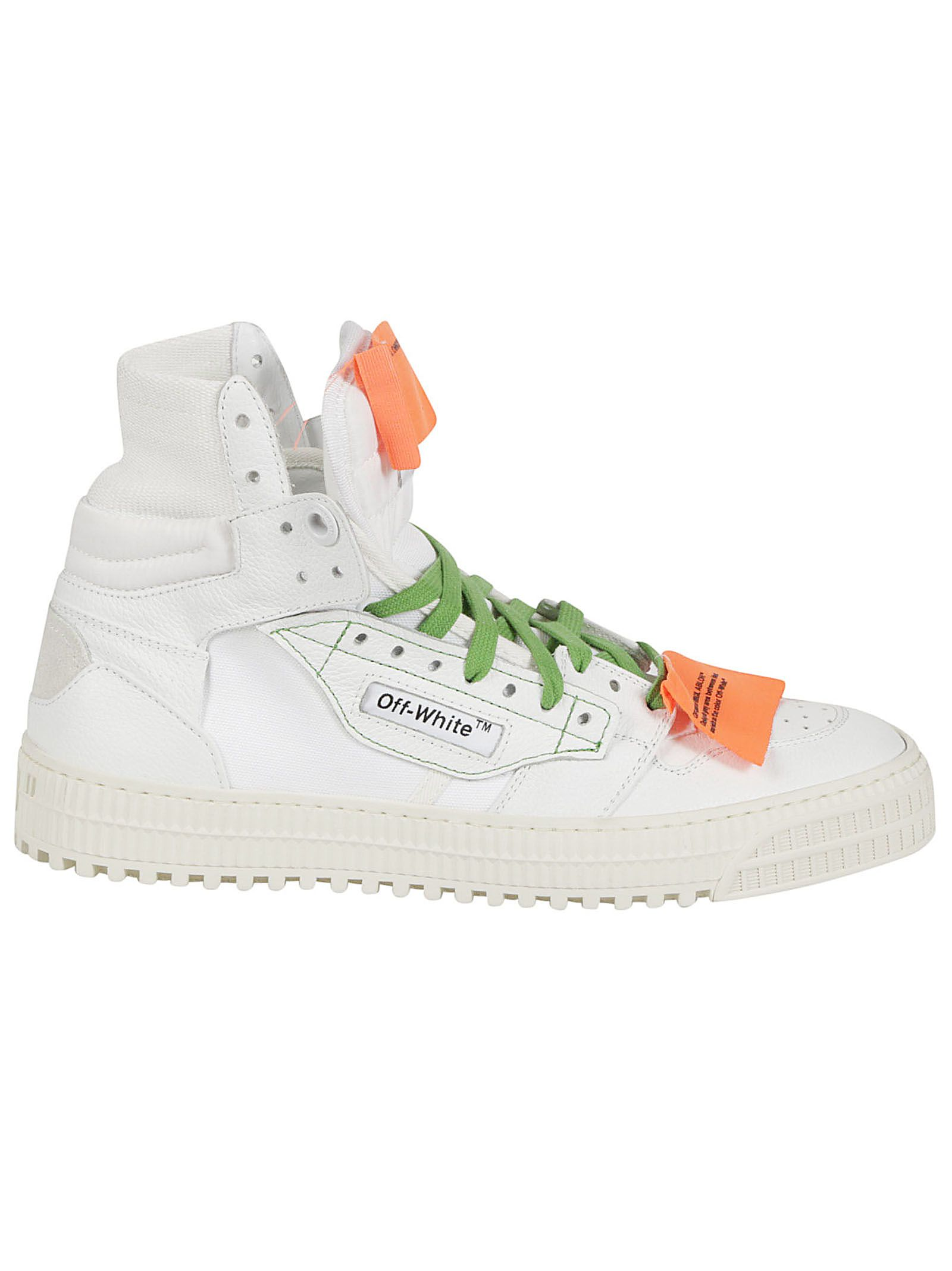 Off-white Low 3.0 Hi-top Sneakers