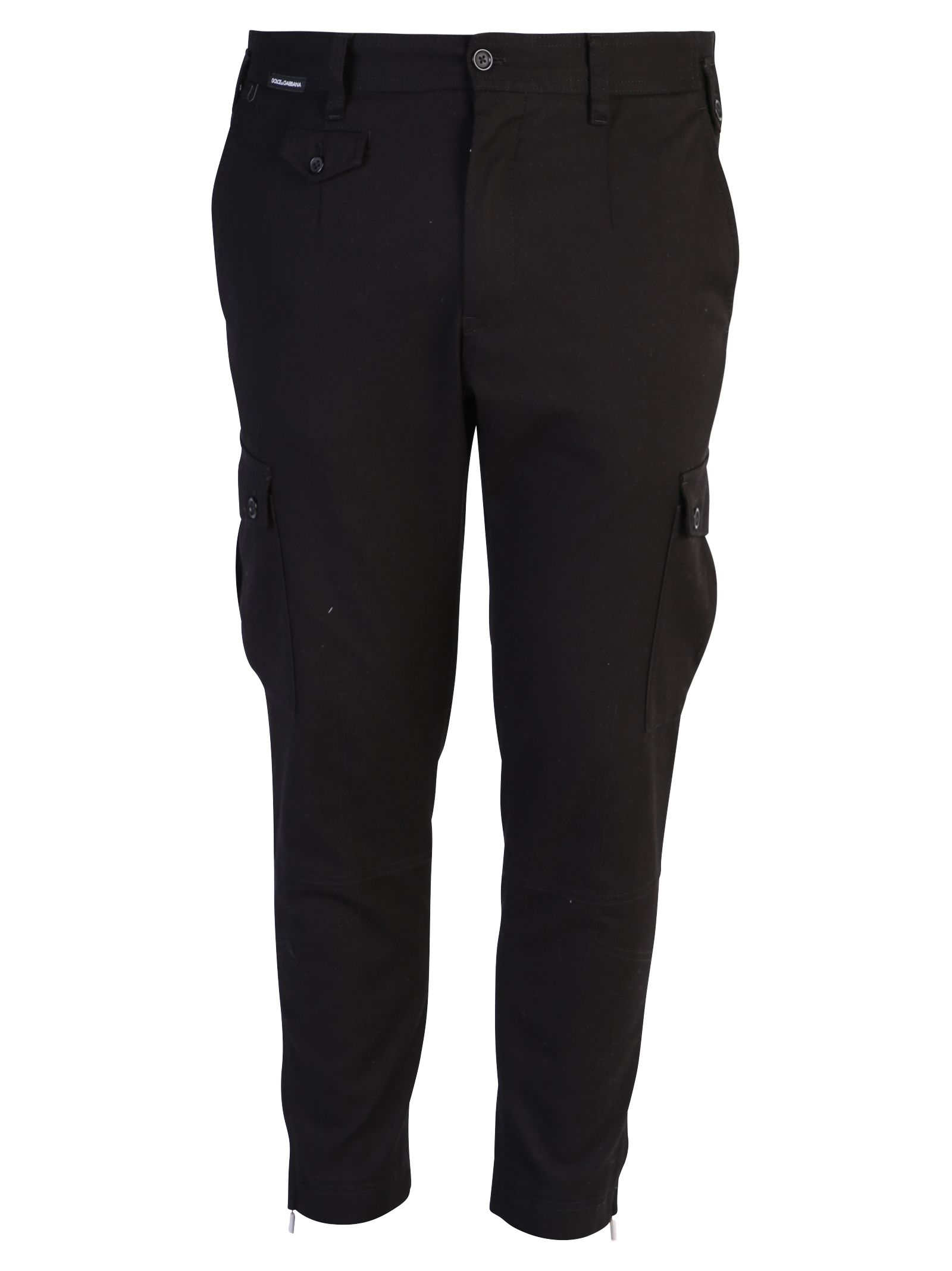 Dolce & Gabbana Multi-pockets Trousers
