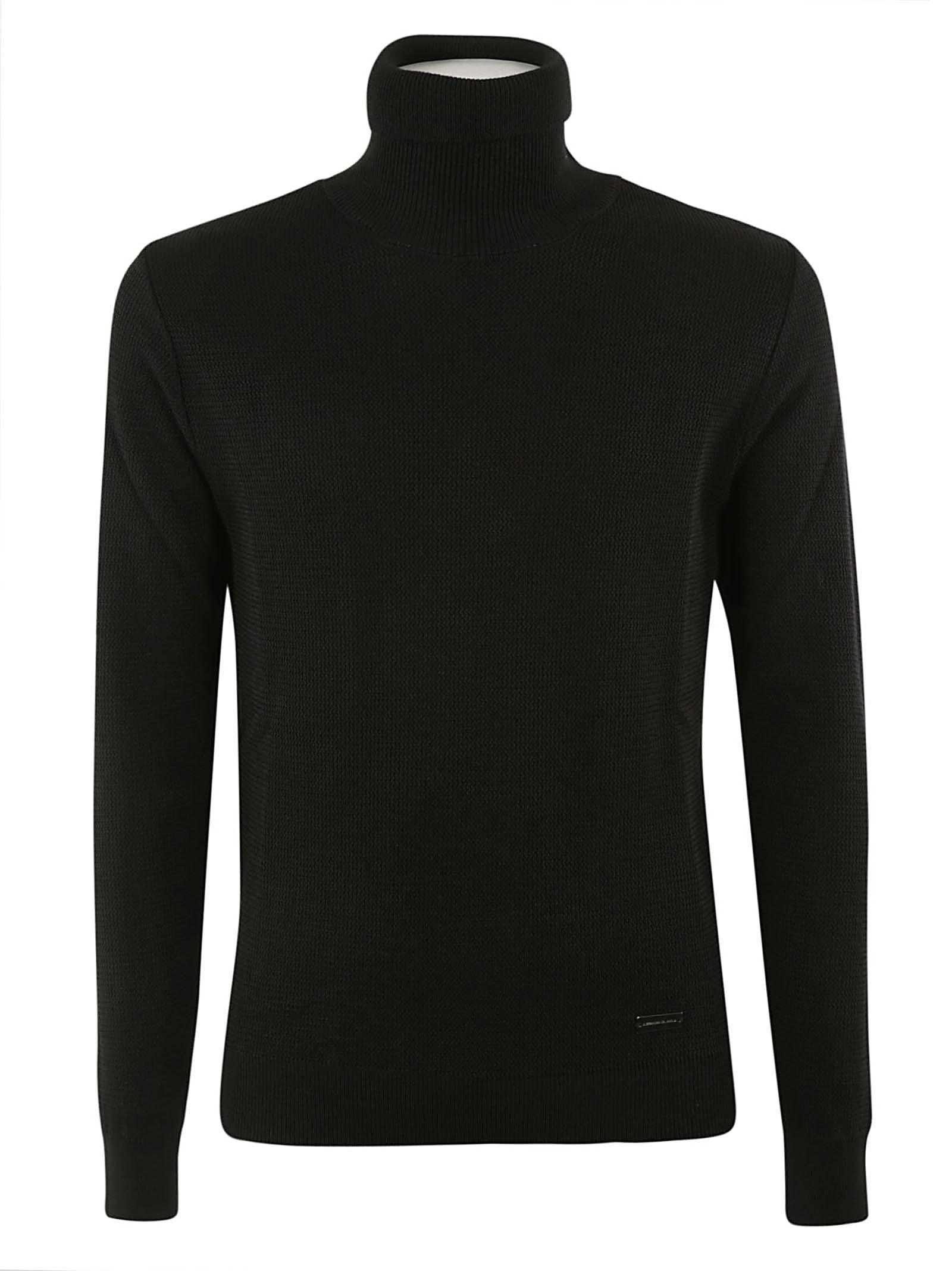 Alessandro Dell'acqua Ribbed Sweater
