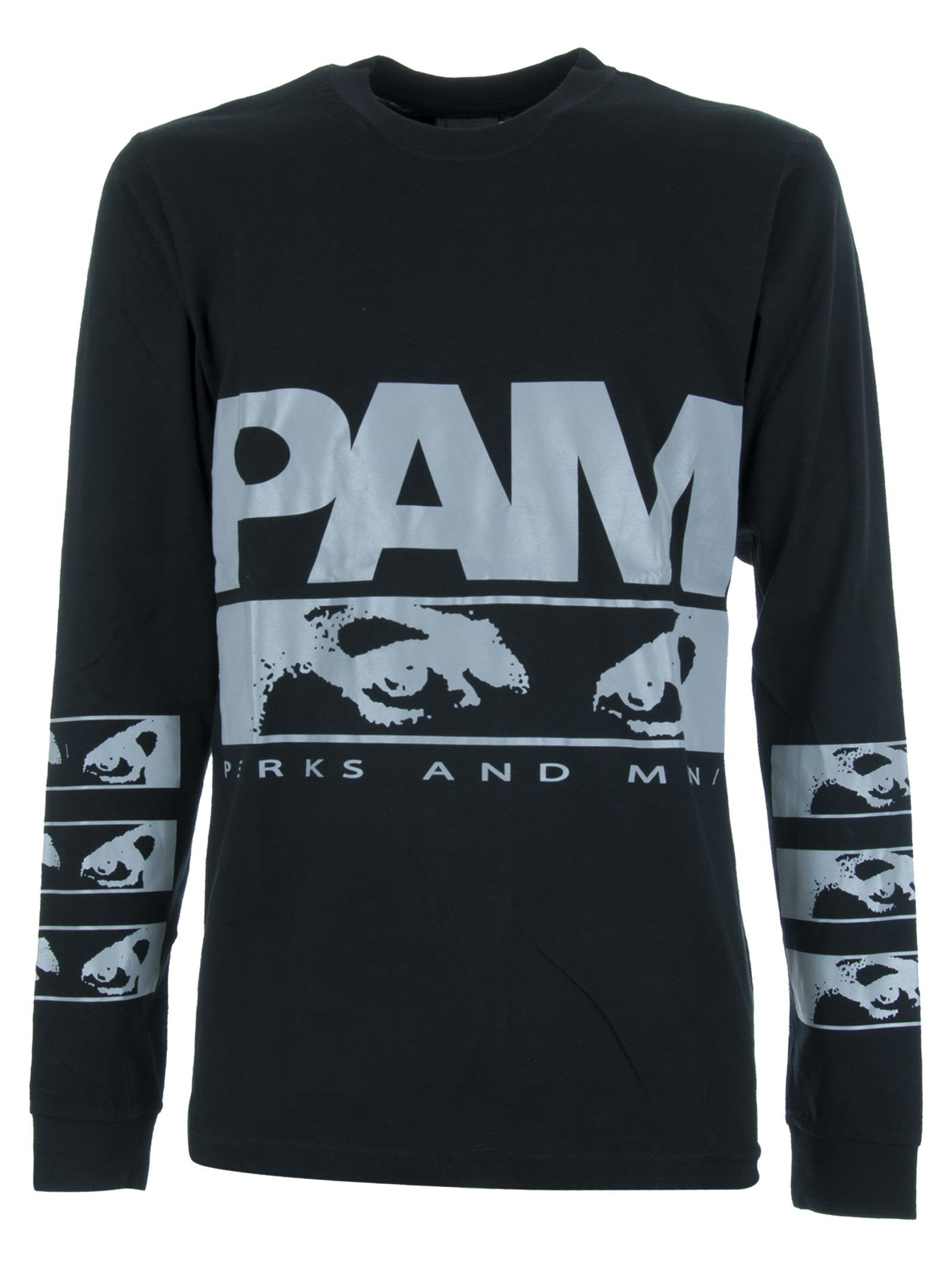 Perks And Mini P.a.m P.a.maiden L/s Tee