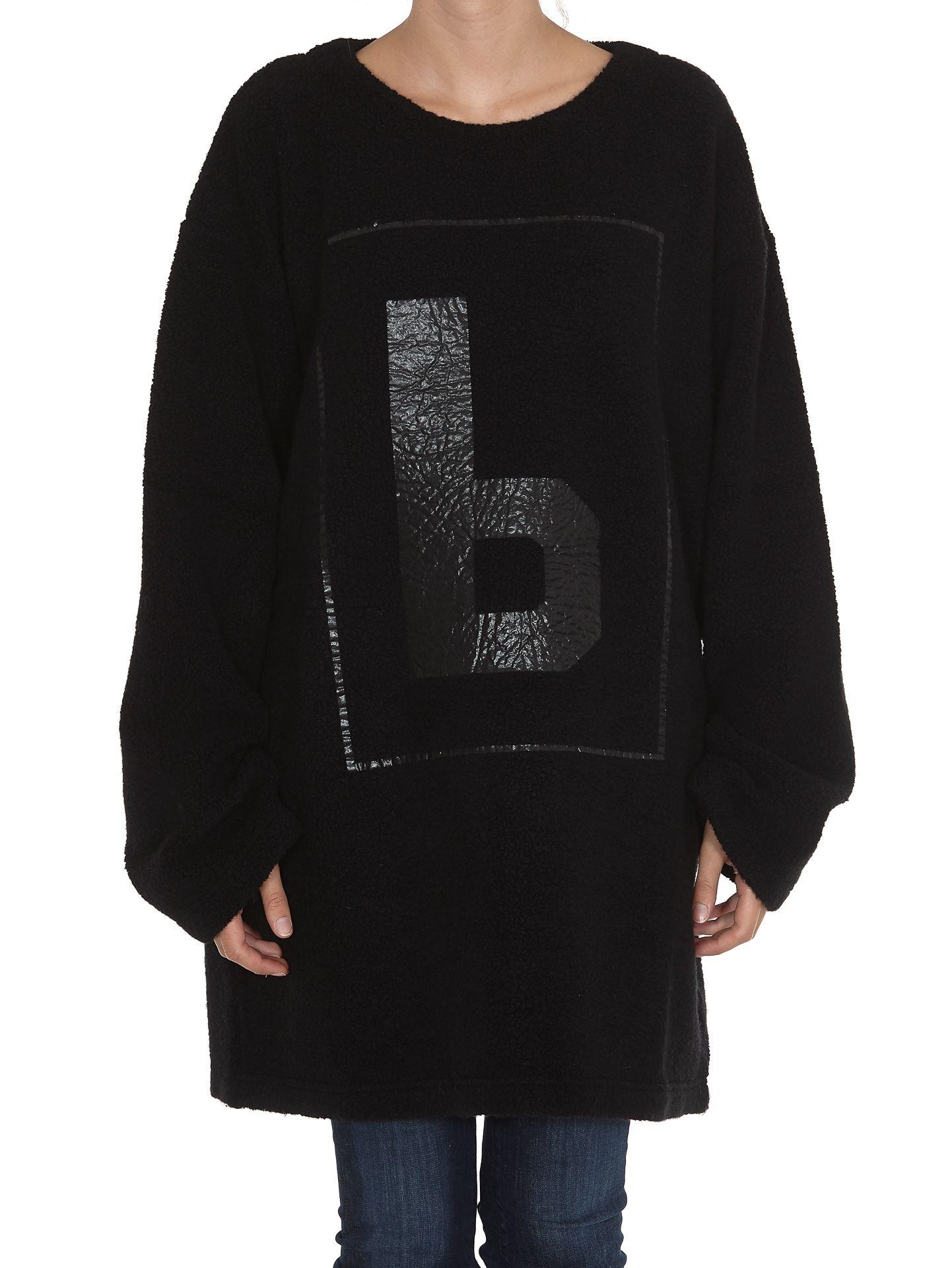 Mm6 Maison Margiela Oversized Sweatshirt