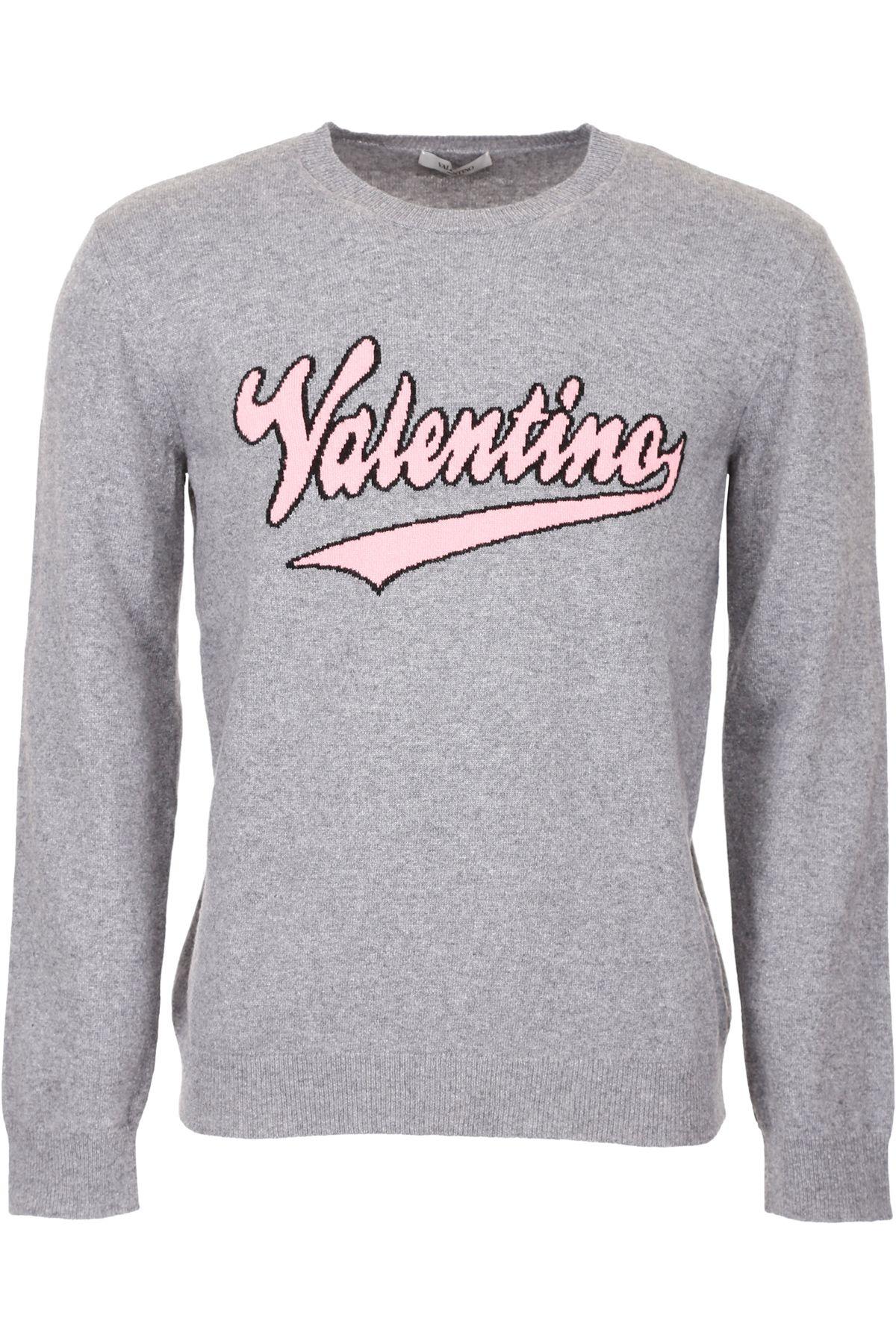 Valentino Logo Pullover