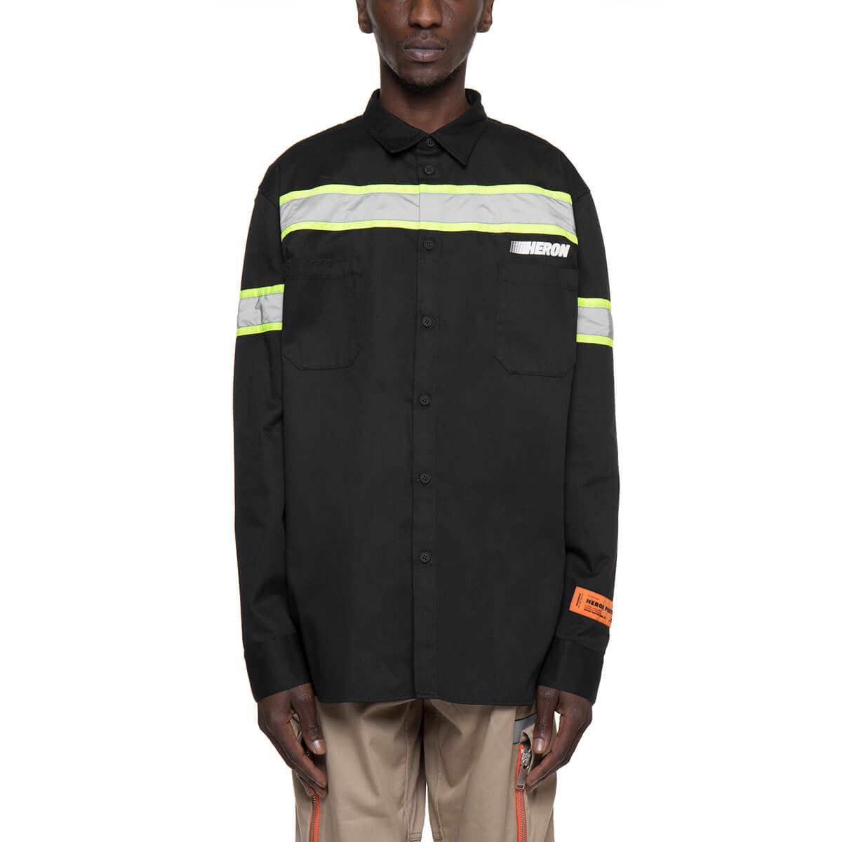 HERON PRESTON Ctnmb Reflector Shirt