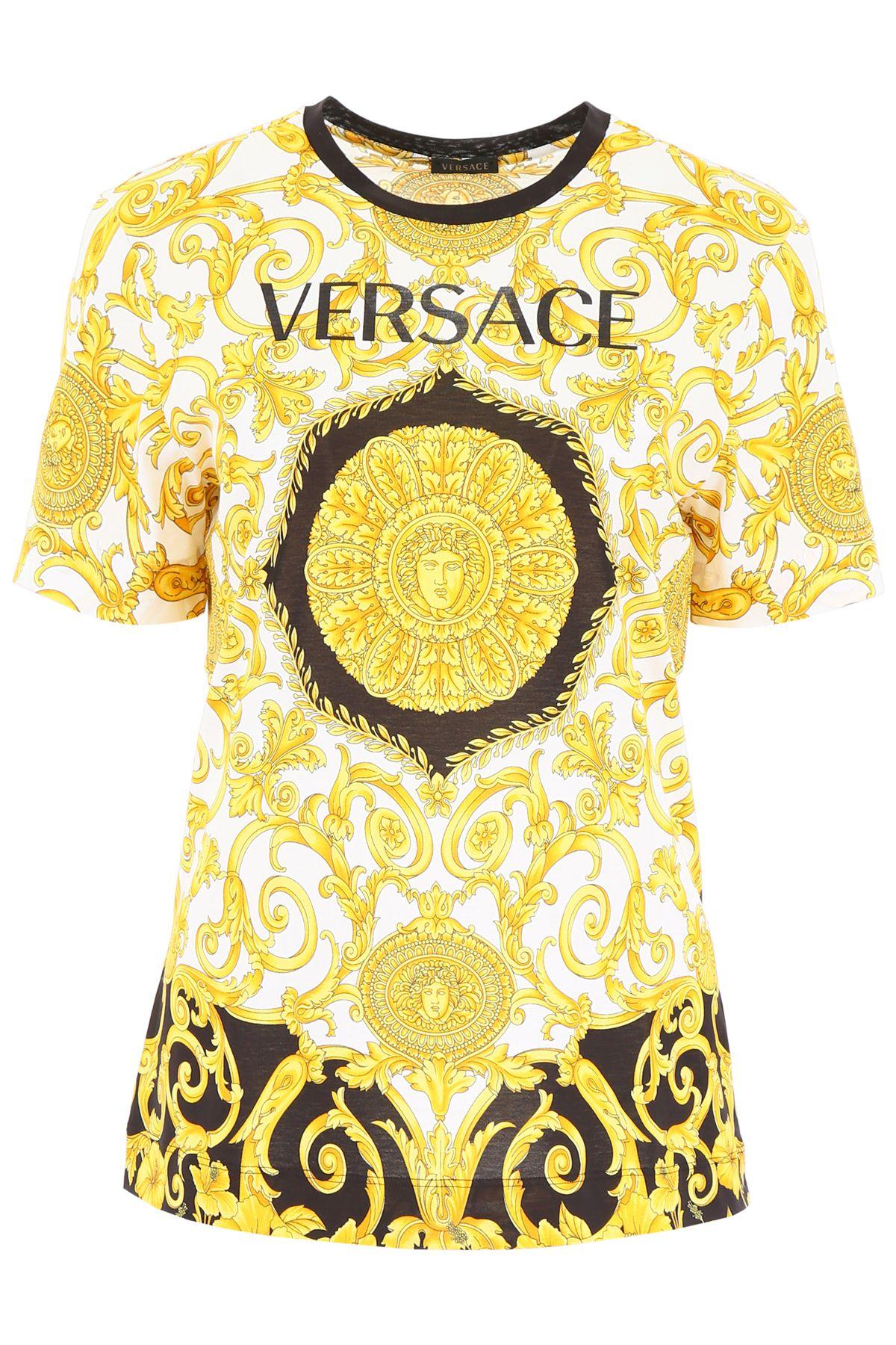 Versace Medusa Barocco T-shirt