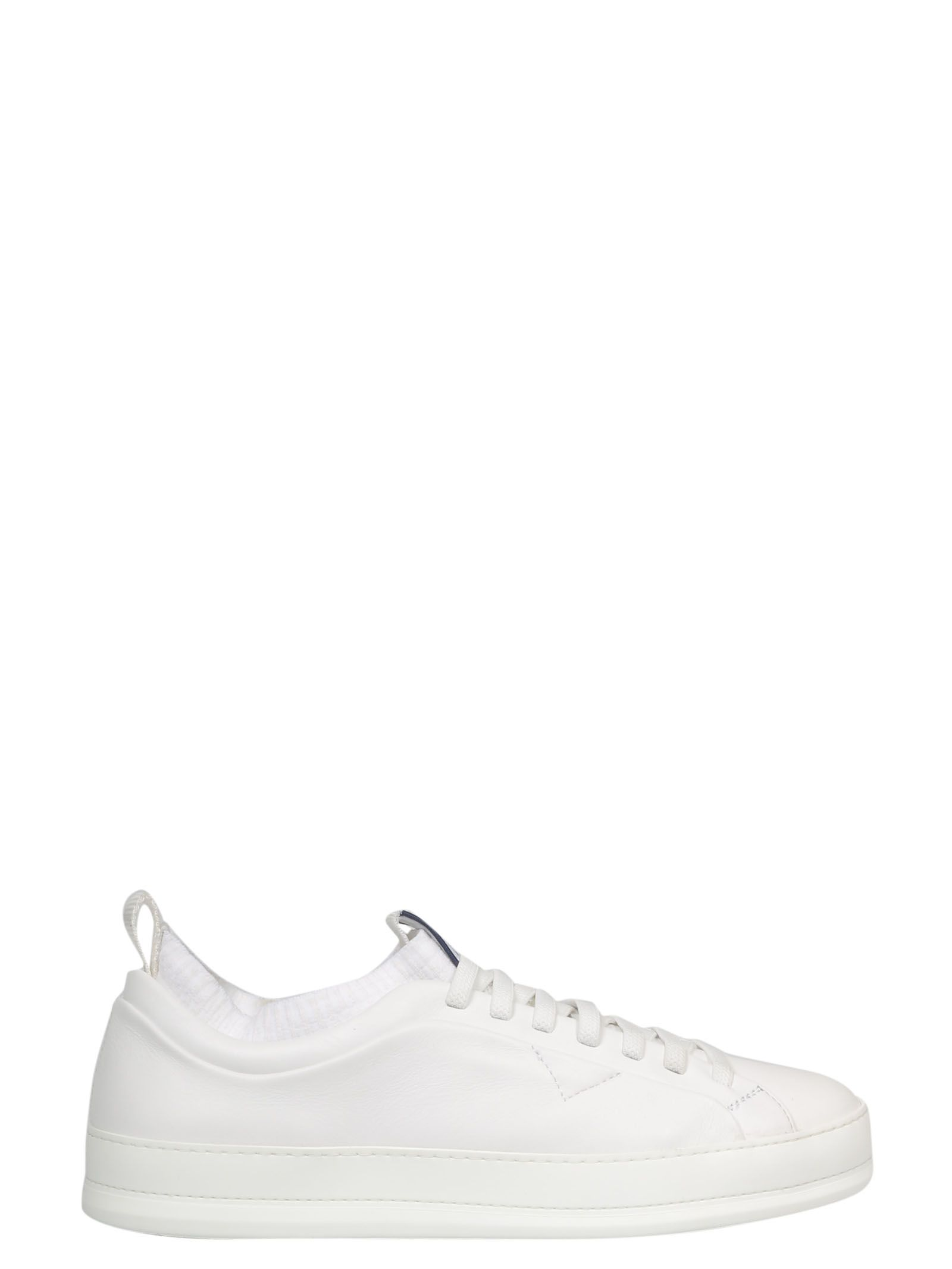 Z Zegna Classic Sock Style Sneakers