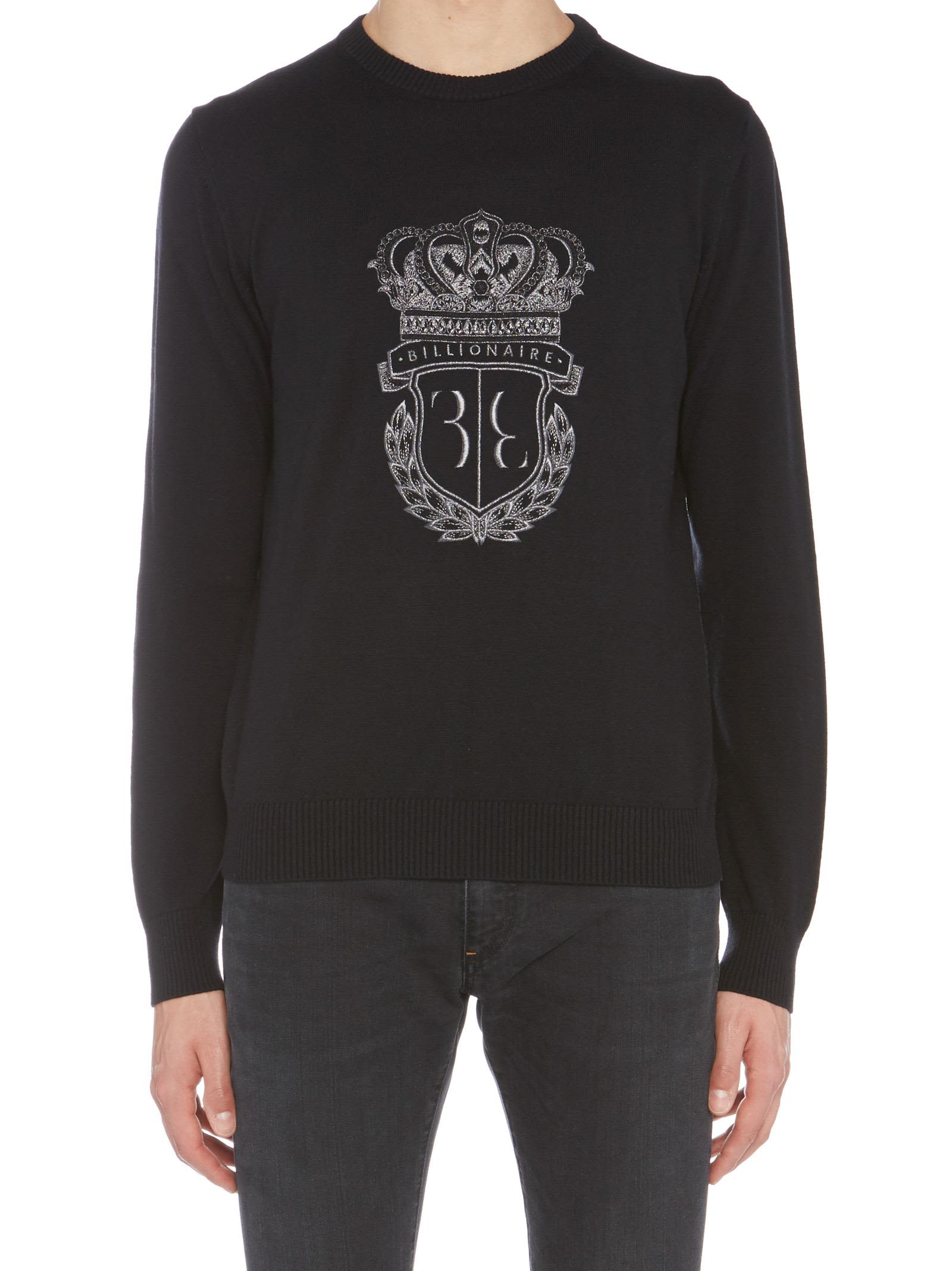 Billionaire 'justin' Sweater