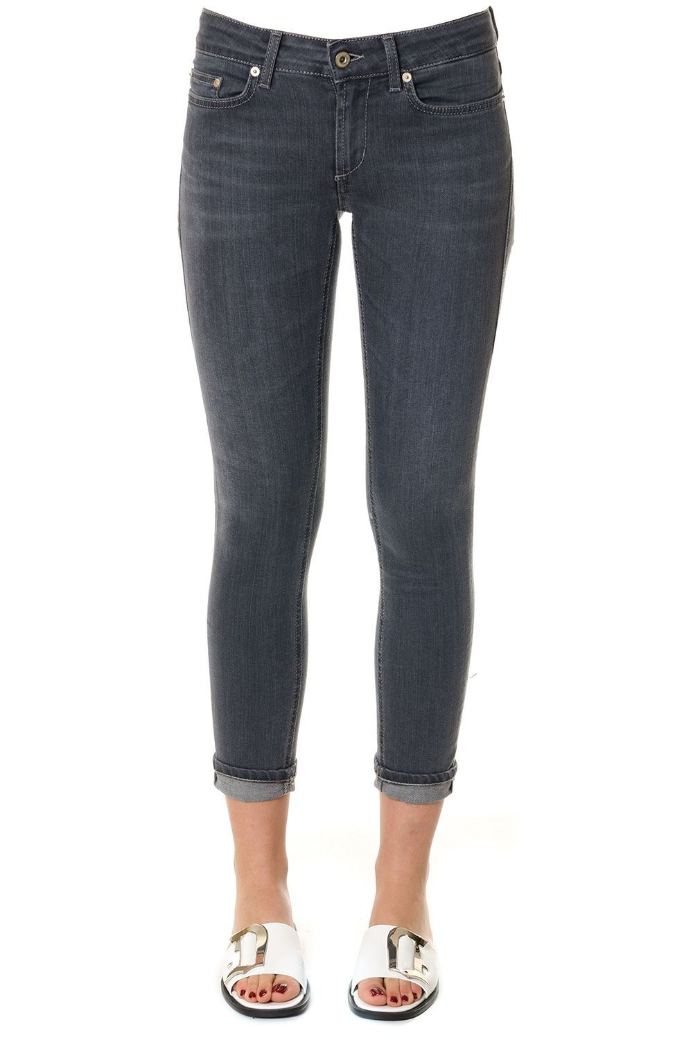Dondup Monroe Denim Stretch Jeans